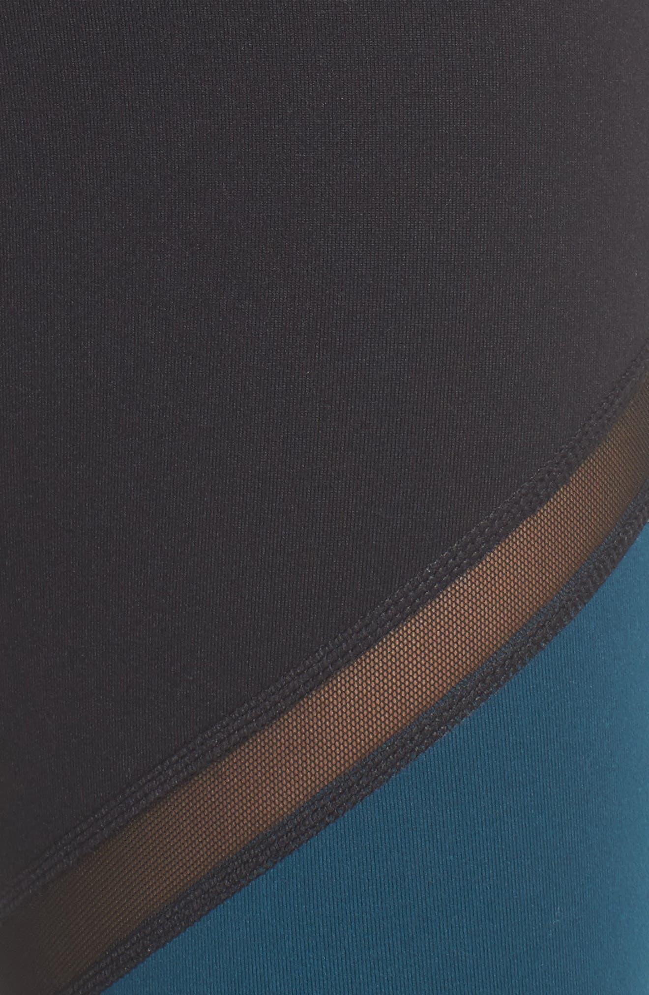 Epic Clean Block Ankle Leggings,                             Alternate thumbnail 16, color,