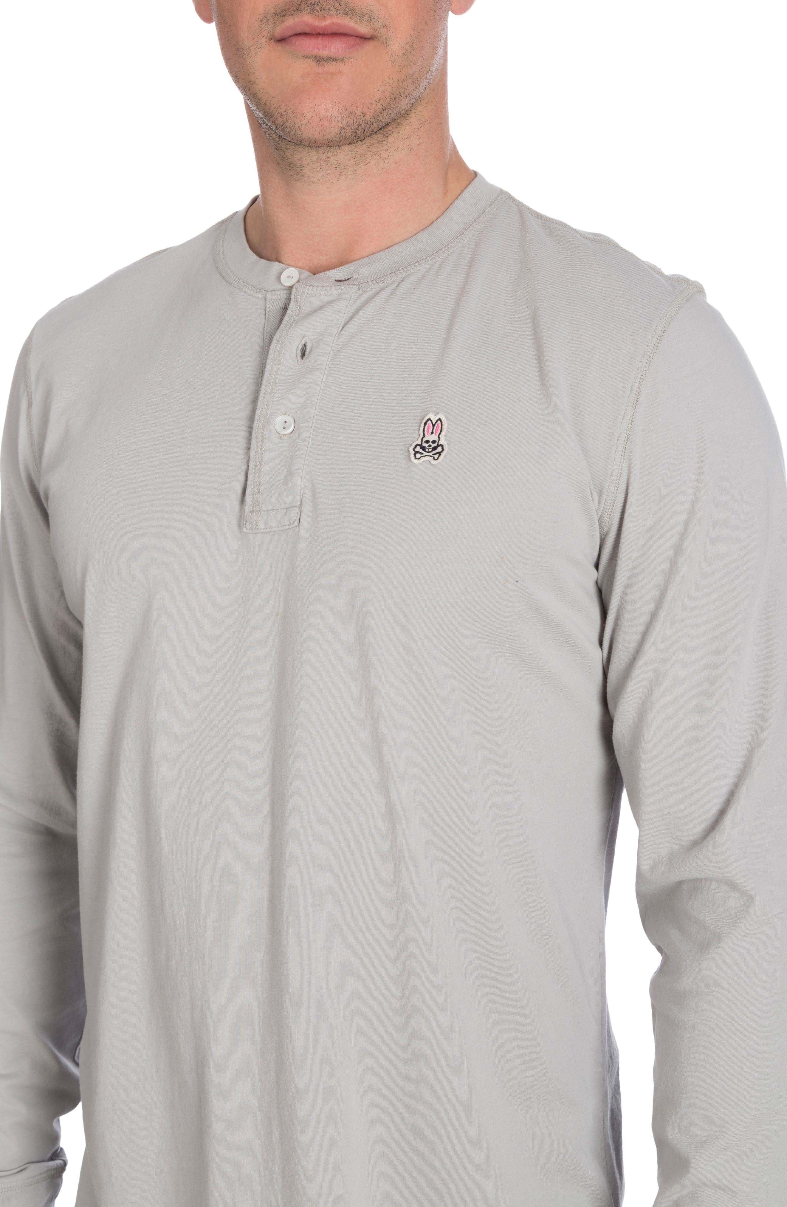 Biltmore Henley T-Shirt,                             Alternate thumbnail 3, color,                             050