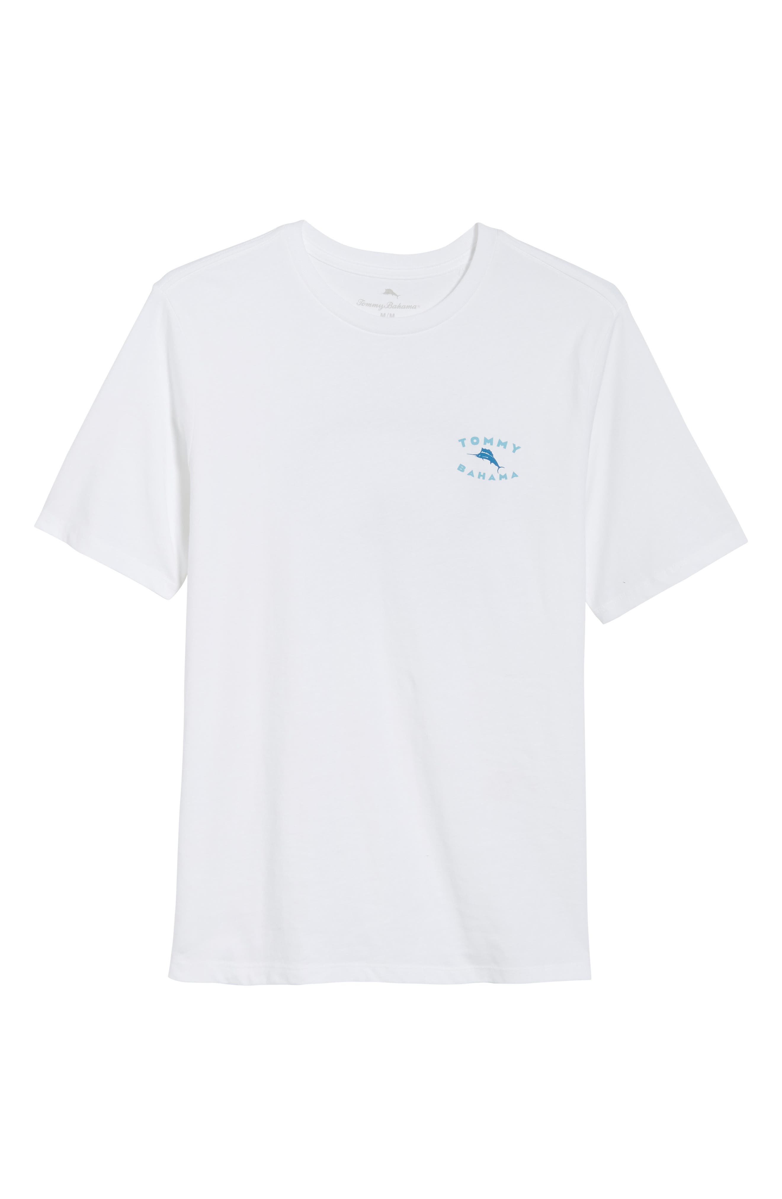 TOMMY BAHAMA,                             Complete Transparency T-Shirt,                             Alternate thumbnail 6, color,                             100