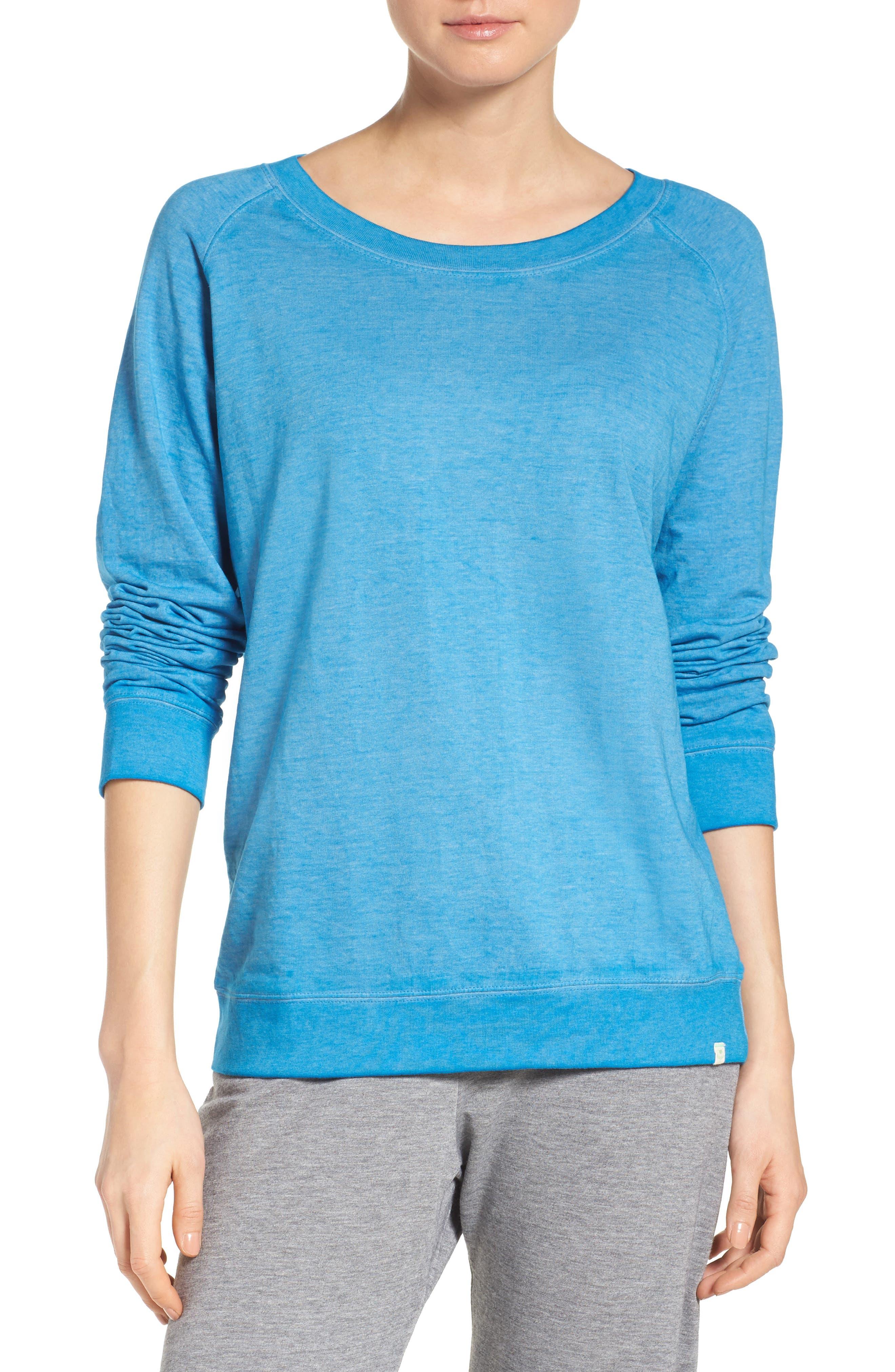 Burnout Lounge Sweatshirt,                             Main thumbnail 40, color,