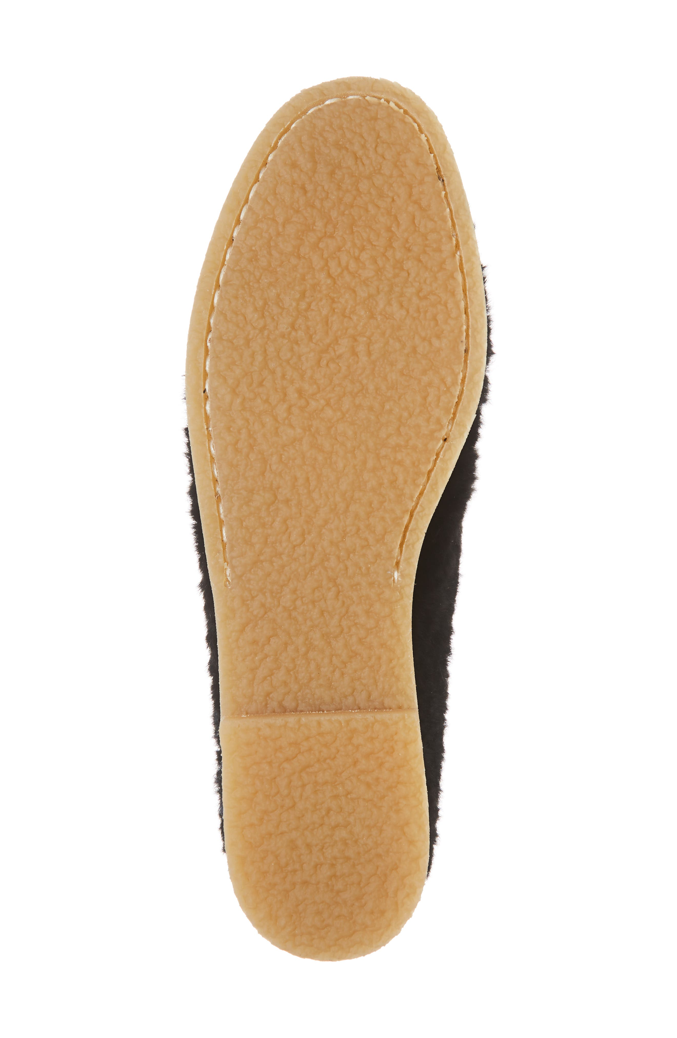 Bromley Genuine Shearling Loafer,                             Alternate thumbnail 17, color,
