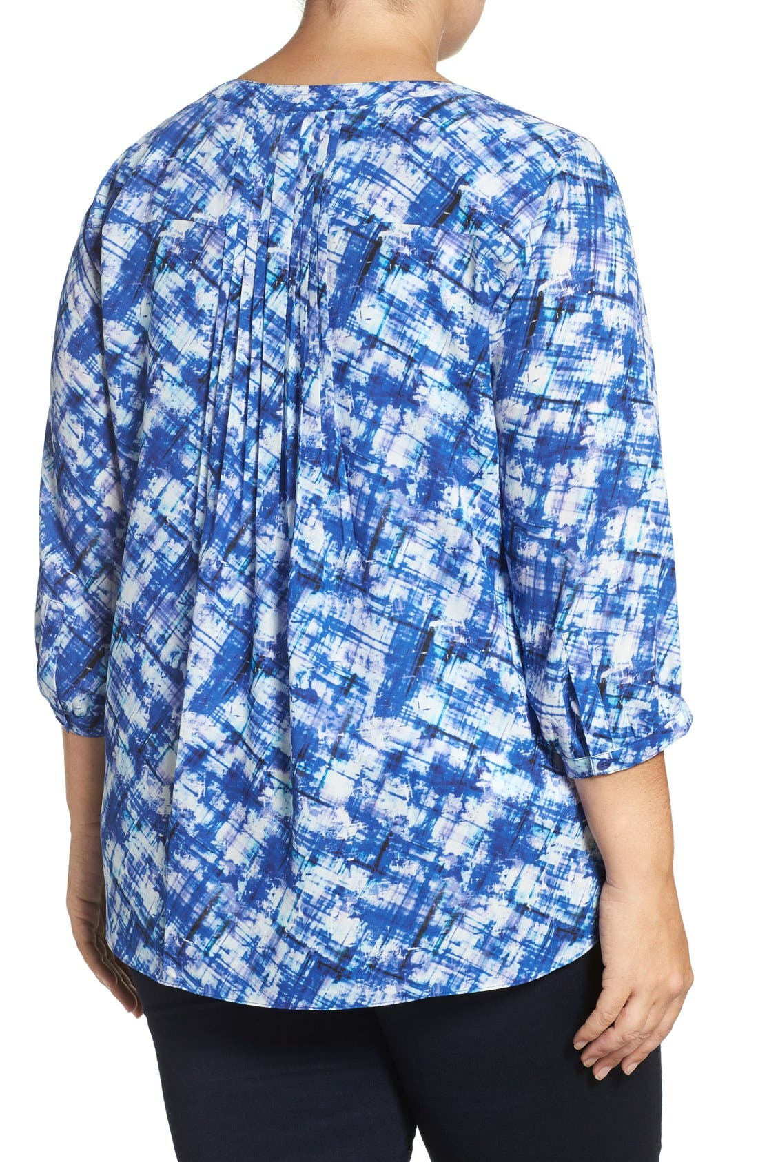 Henley Top,                             Alternate thumbnail 130, color,