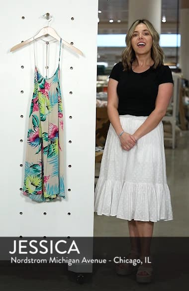 Ophelia Cover-Up Dress, sales video thumbnail