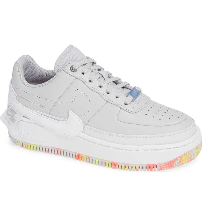 80ad4c980470ee Nike Air Force 1 Jester XX Print Sneaker (Women)