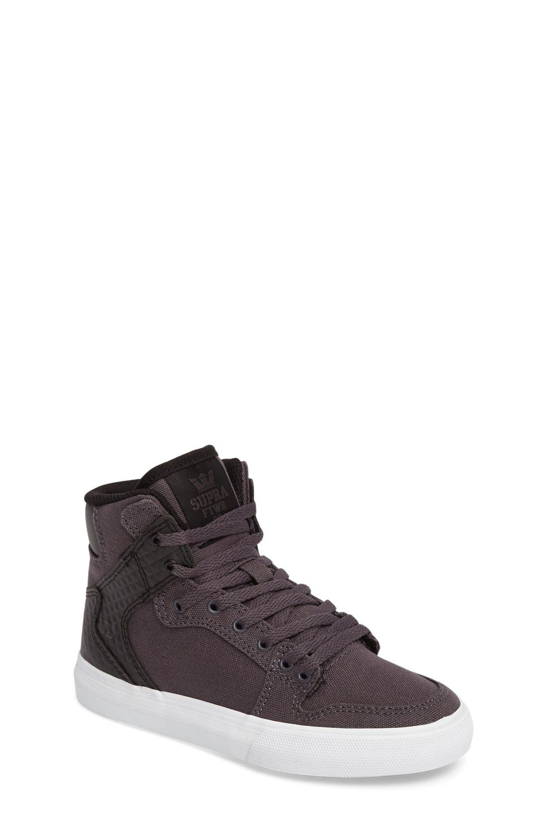 Vaider High Top Sneaker,                         Main,                         color, 006