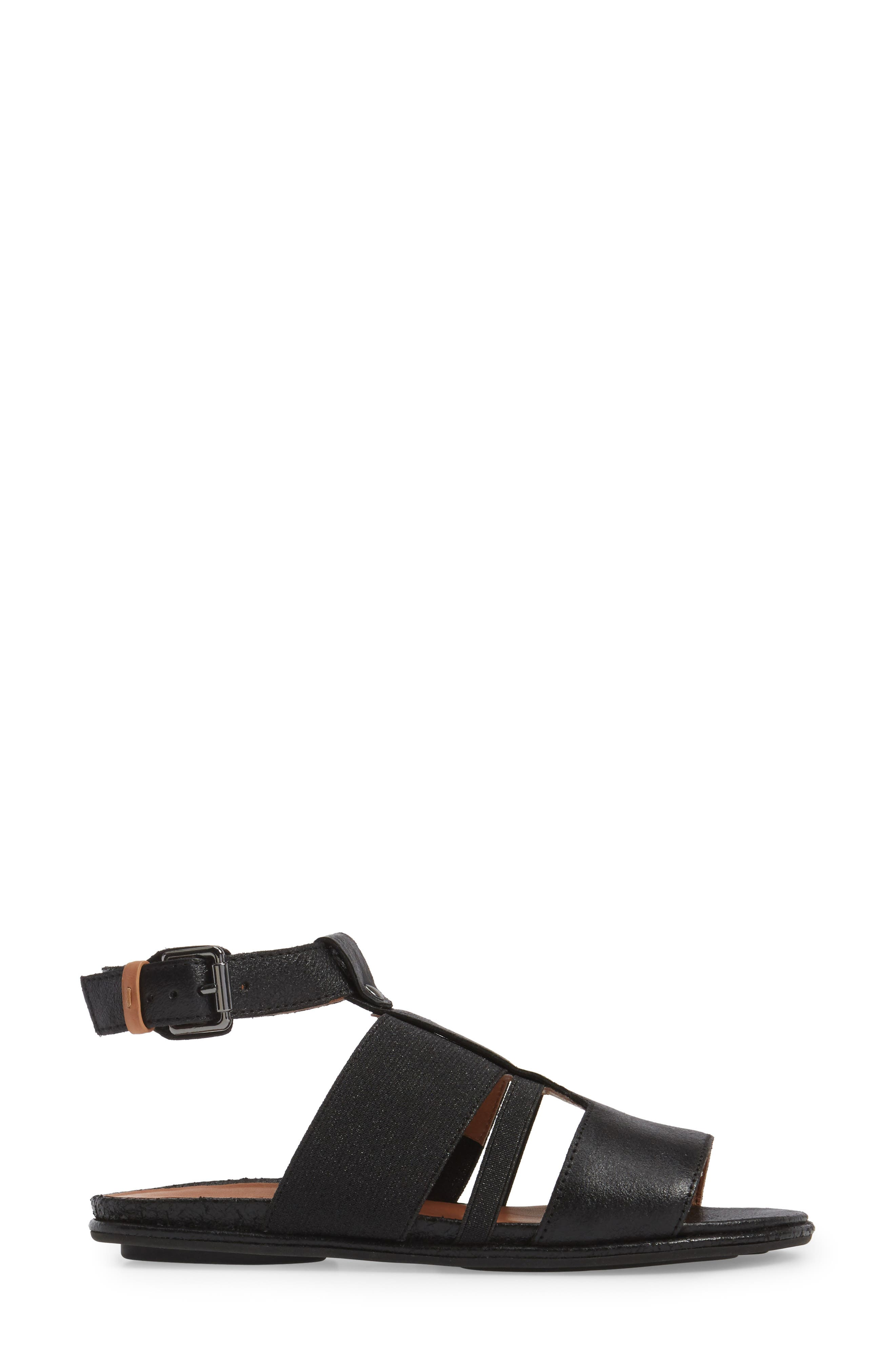 by Kenneth Cole Ophelia Sandal,                             Alternate thumbnail 3, color,                             001