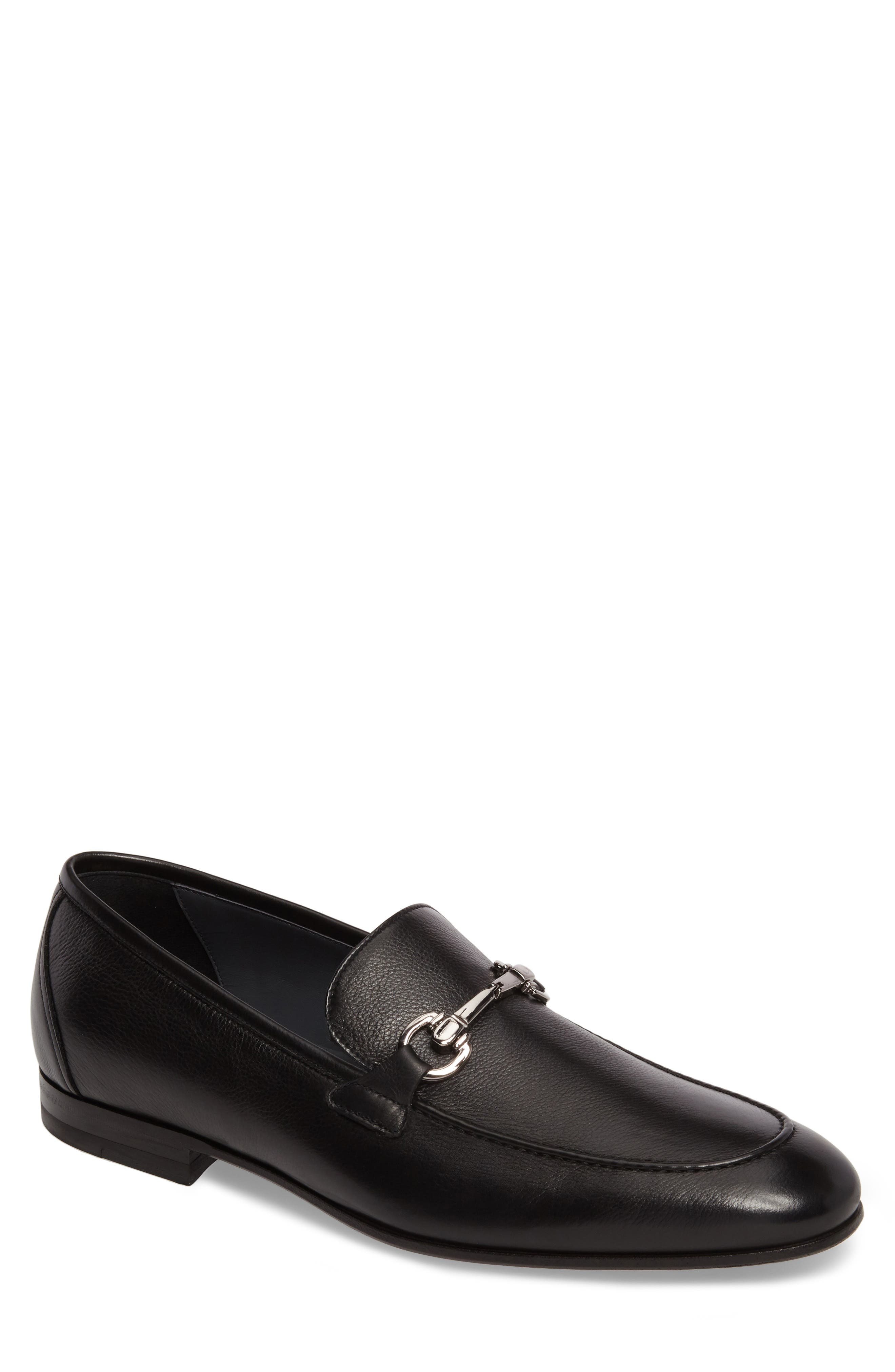 Brianza Bit Loafer,                             Main thumbnail 1, color,                             001