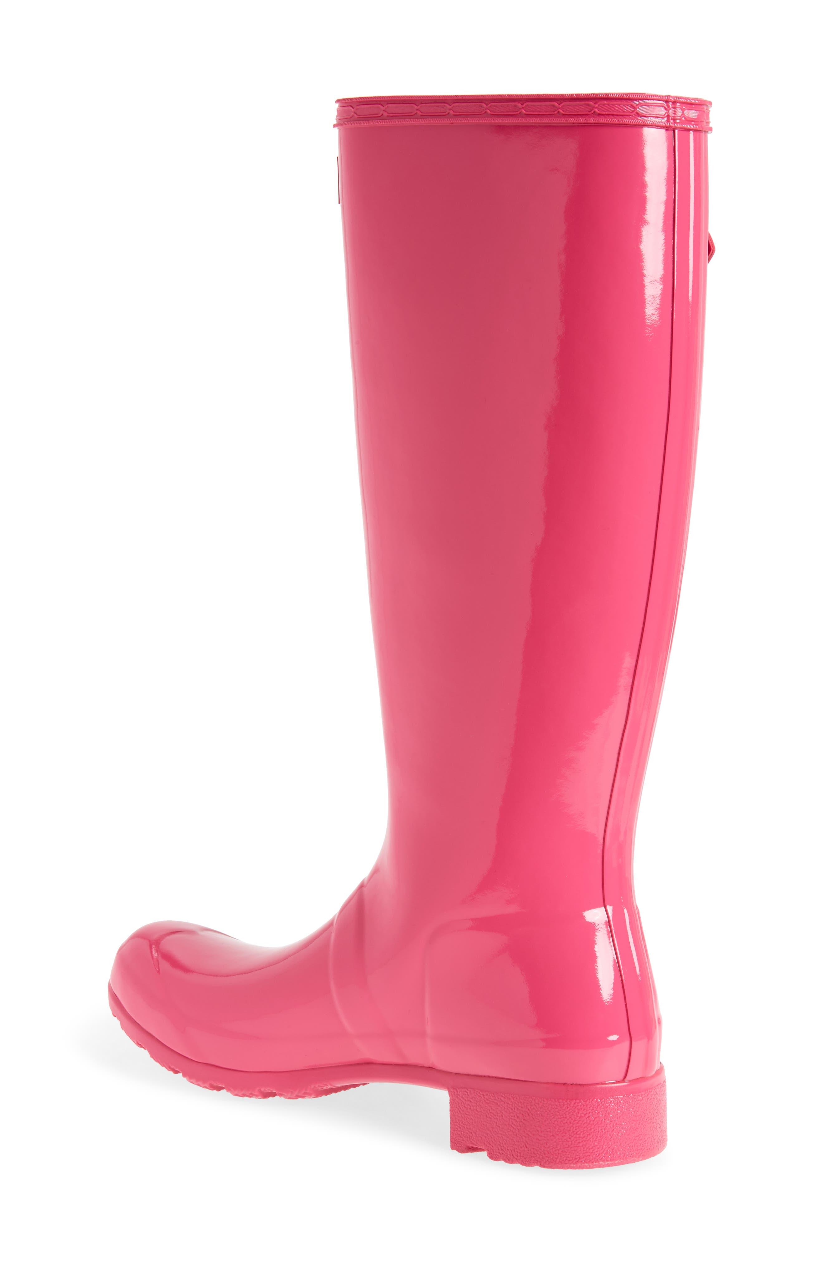 Original Tour Gloss Packable Rain Boot,                             Alternate thumbnail 13, color,