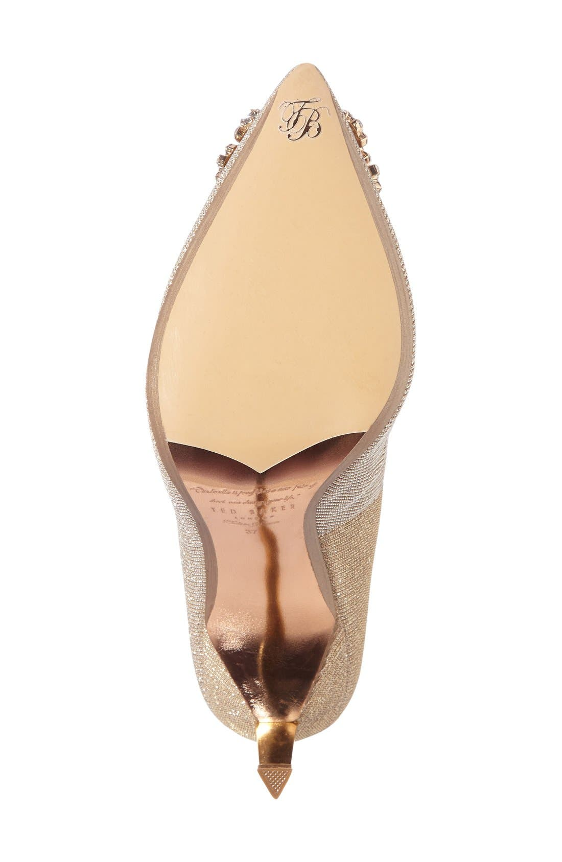'Peetch' Pointy Toe Pump,                             Alternate thumbnail 76, color,