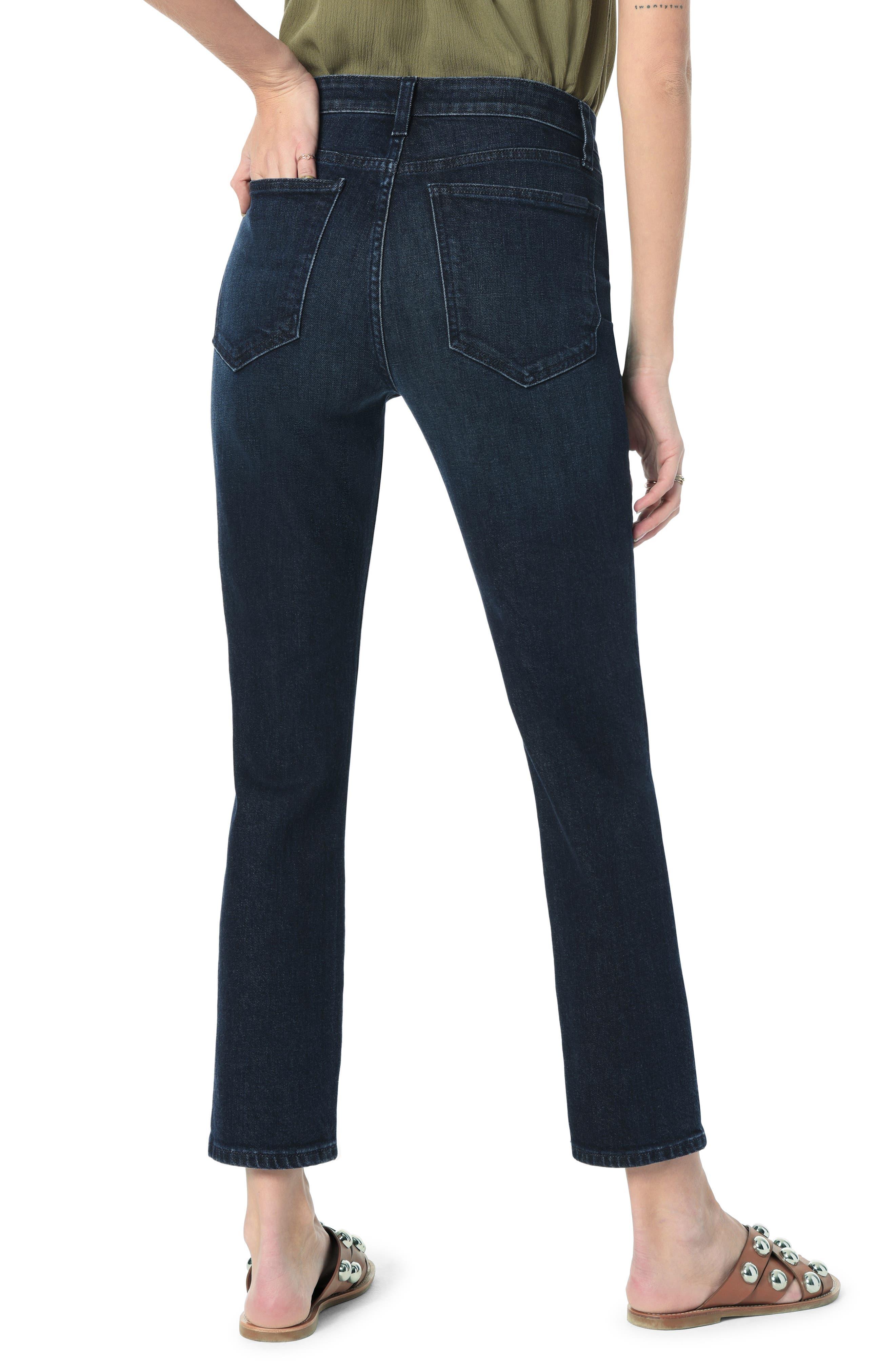 JOE'S,                             Milla Ankle Jeans,                             Alternate thumbnail 2, color,                             JOJO