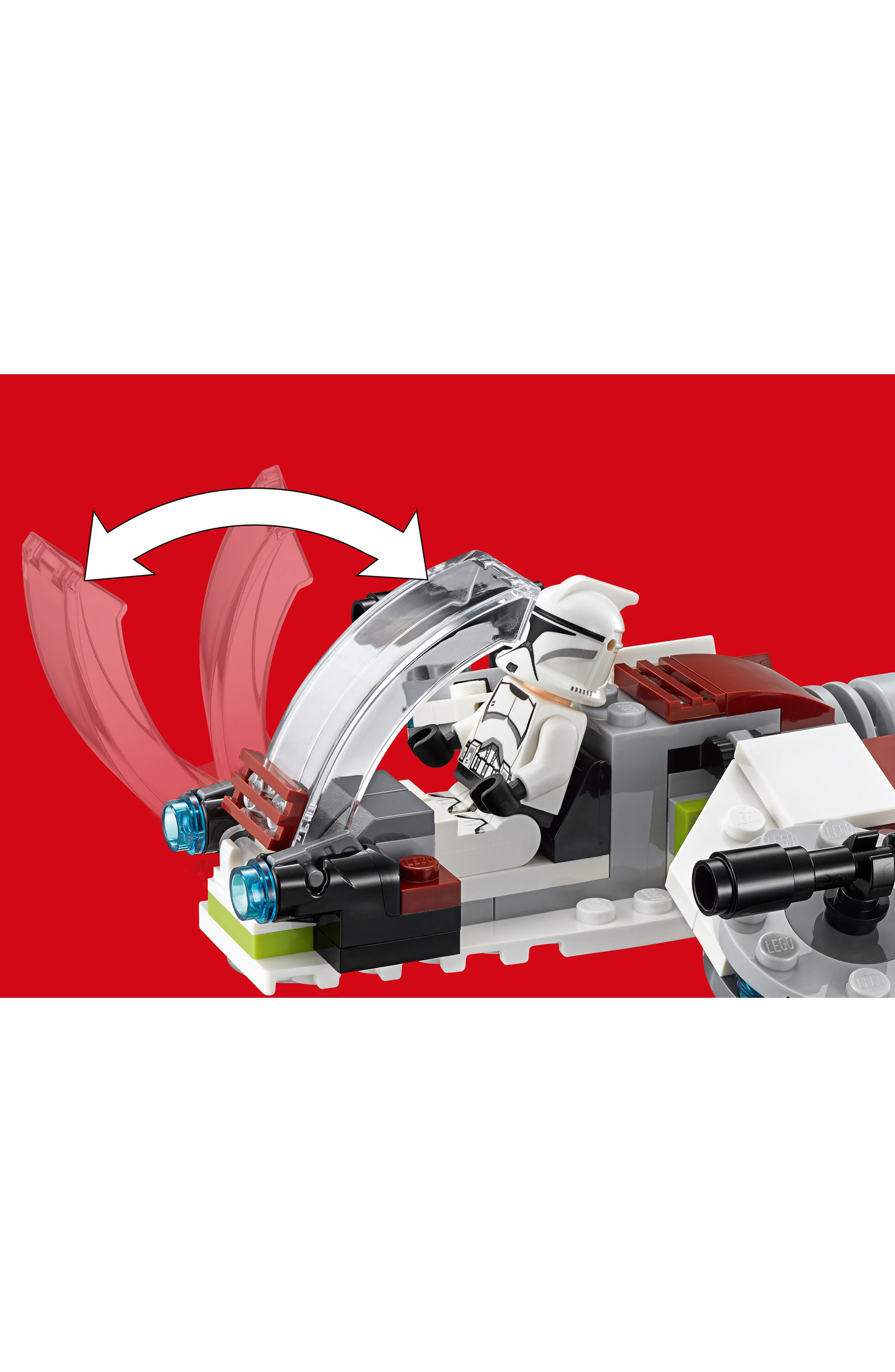 Jedi<sup>™</sup> and Clone Troopers<sup>™</sup> Battle Pack - 75206,                             Alternate thumbnail 2, color,                             100