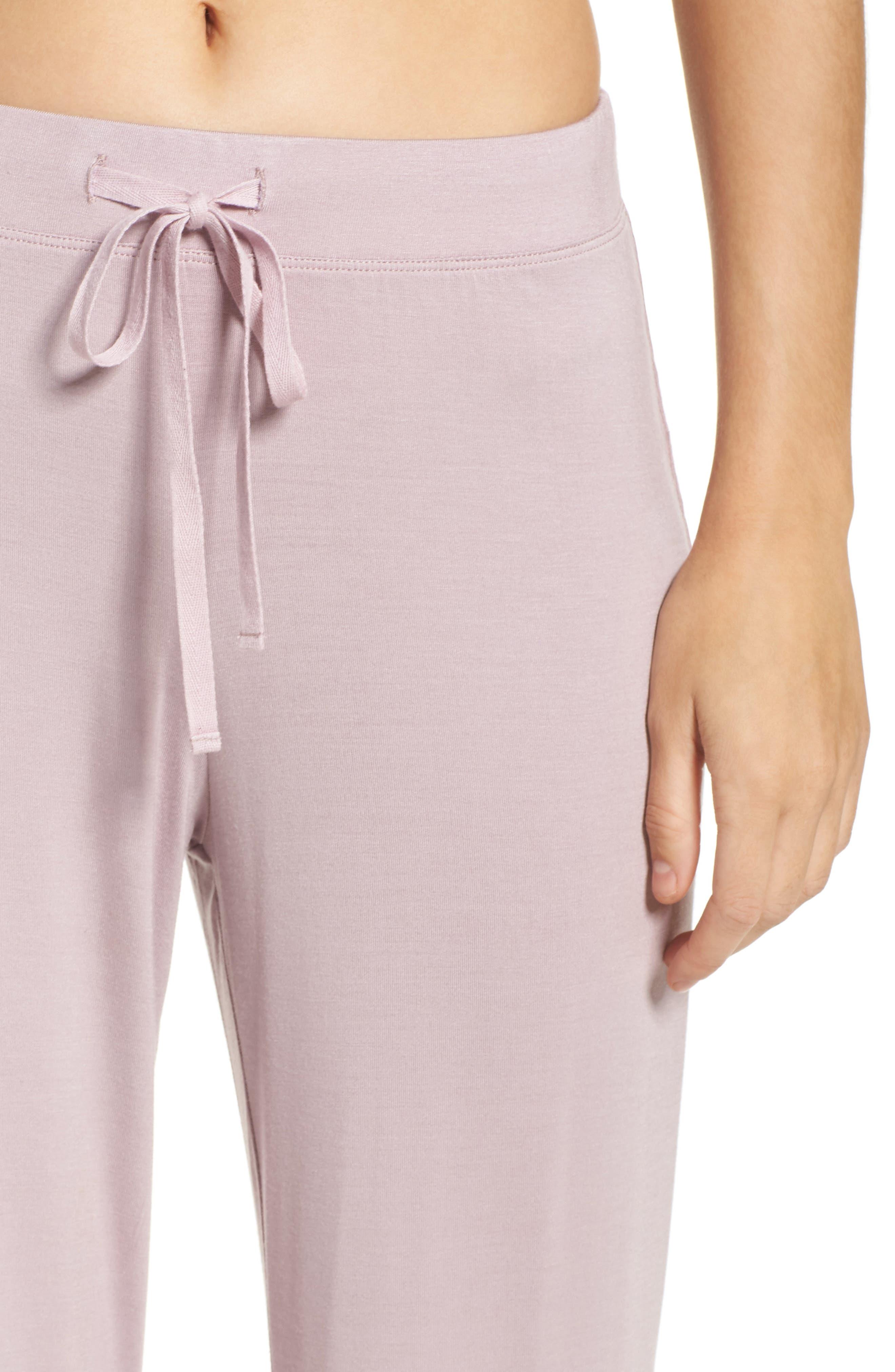 Polly Lounge Pants,                             Alternate thumbnail 4, color,                             650