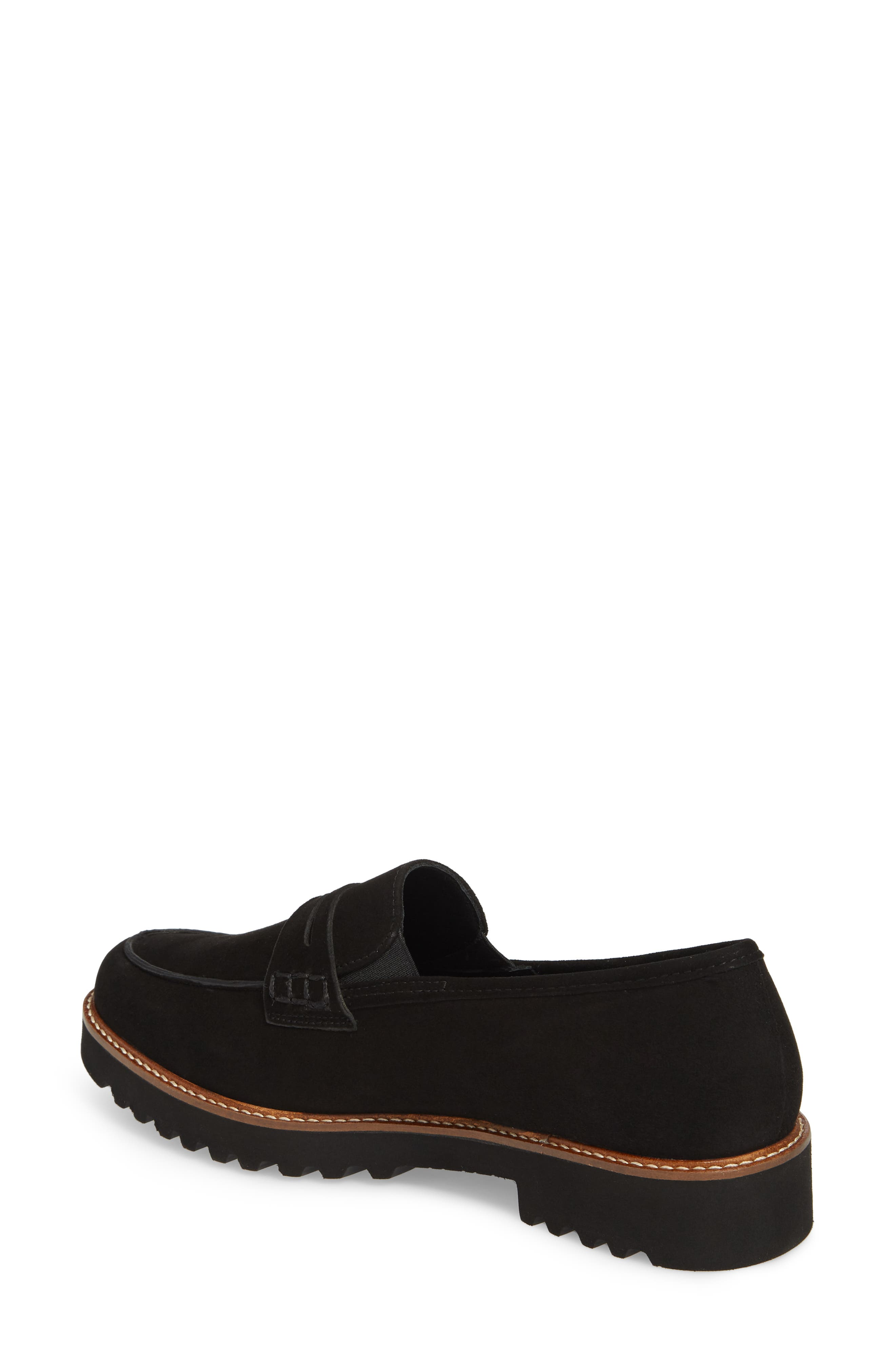 Sidney Penny Loafer,                             Alternate thumbnail 2, color,                             001