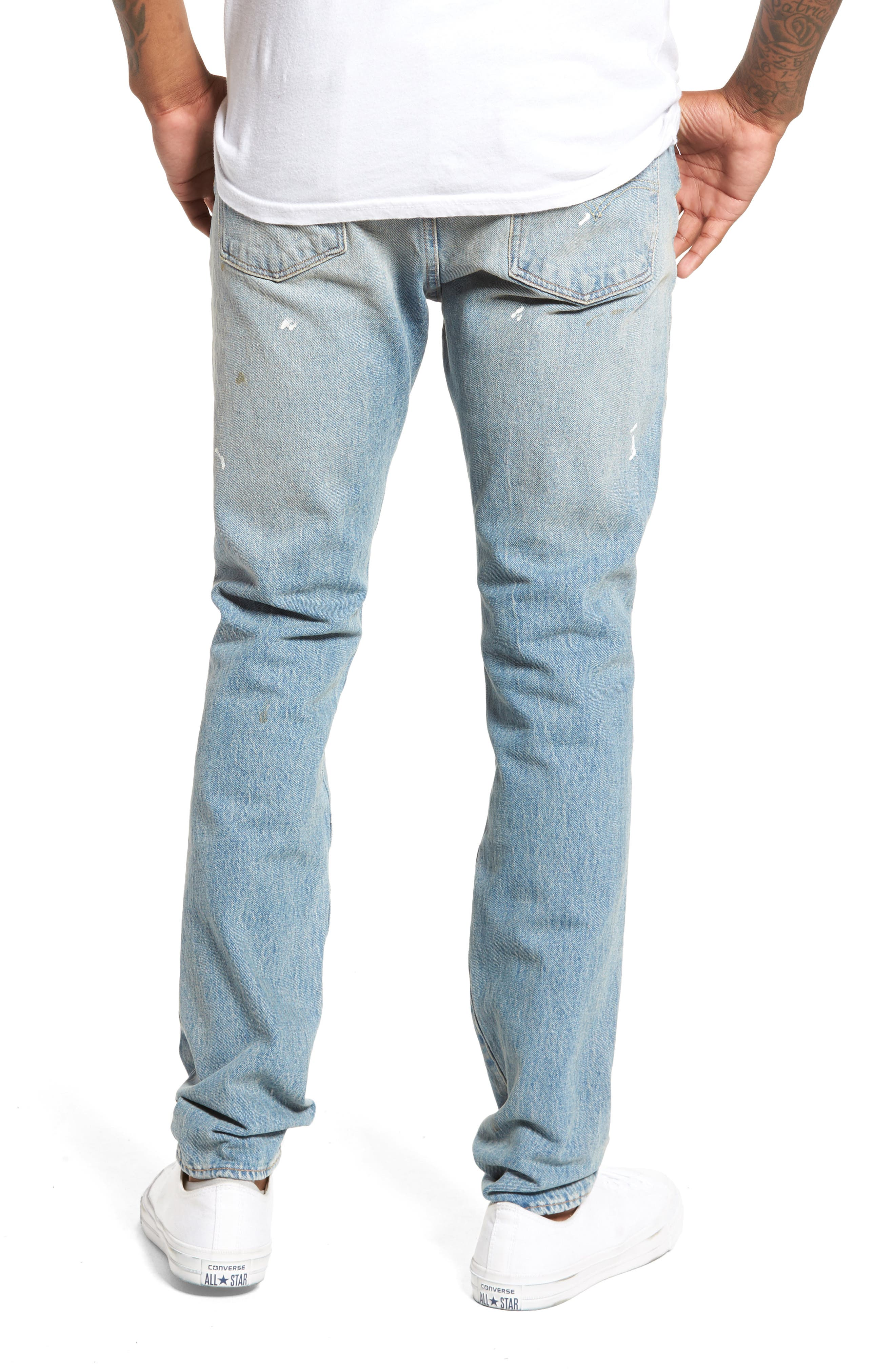 510<sup>™</sup> Skinny Fit Jeans,                             Alternate thumbnail 2, color,                             421