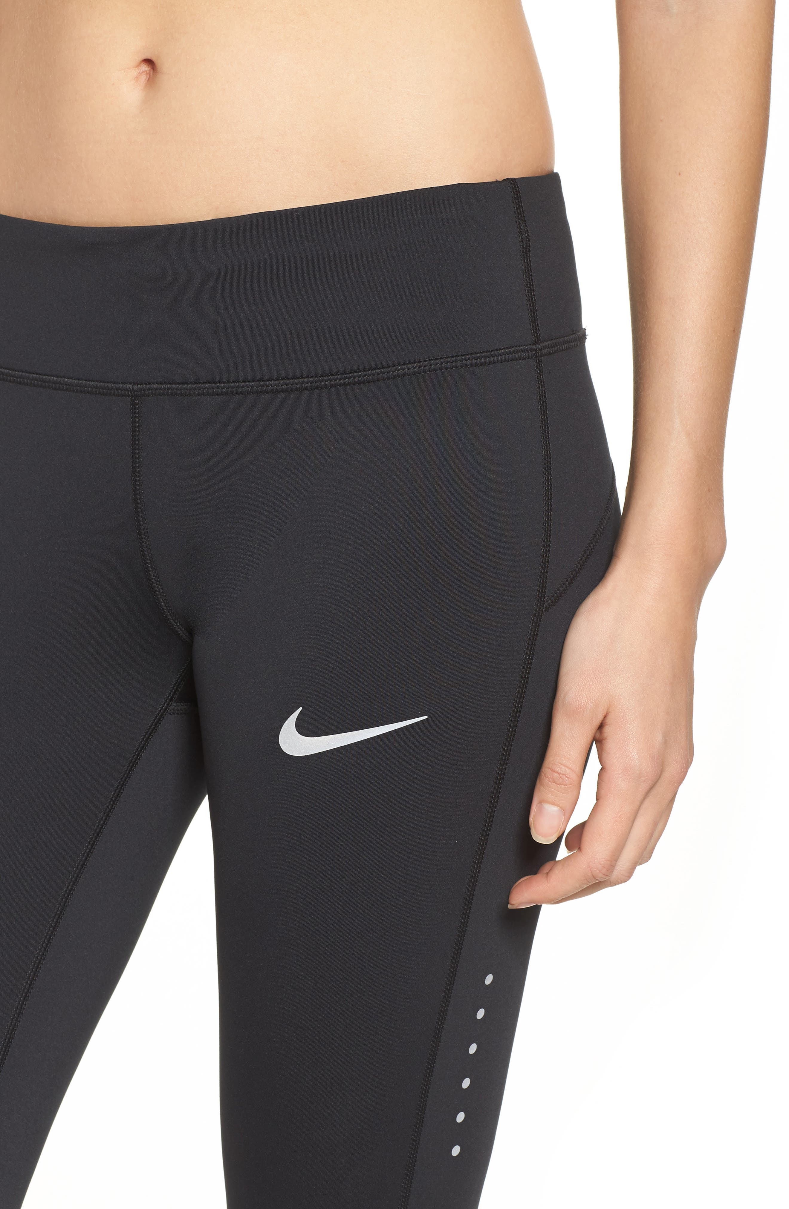 Power Epic Run Crop Tights,                             Alternate thumbnail 23, color,