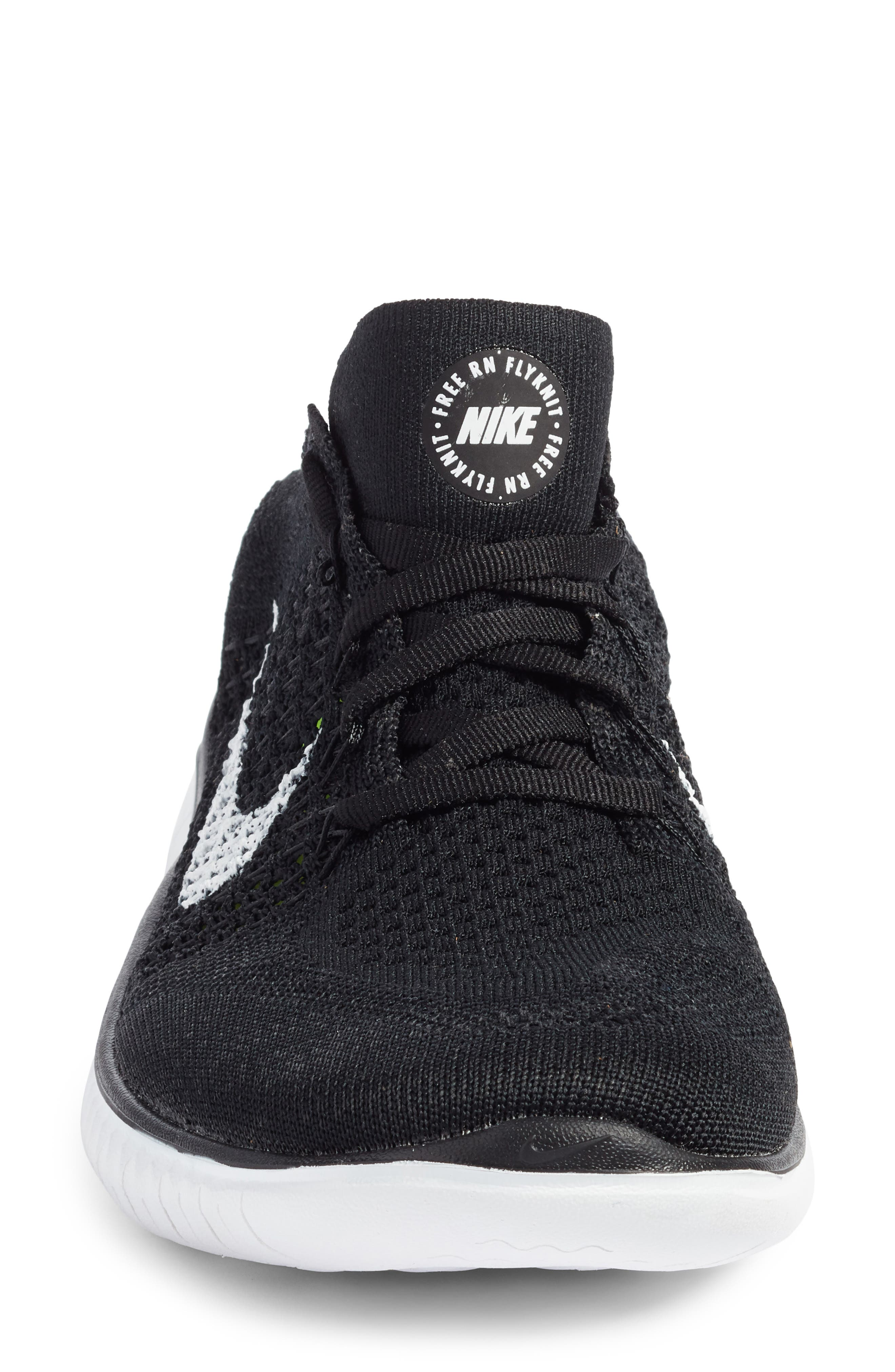 Free RN Flyknit 2018 Running Shoe,                             Alternate thumbnail 37, color,