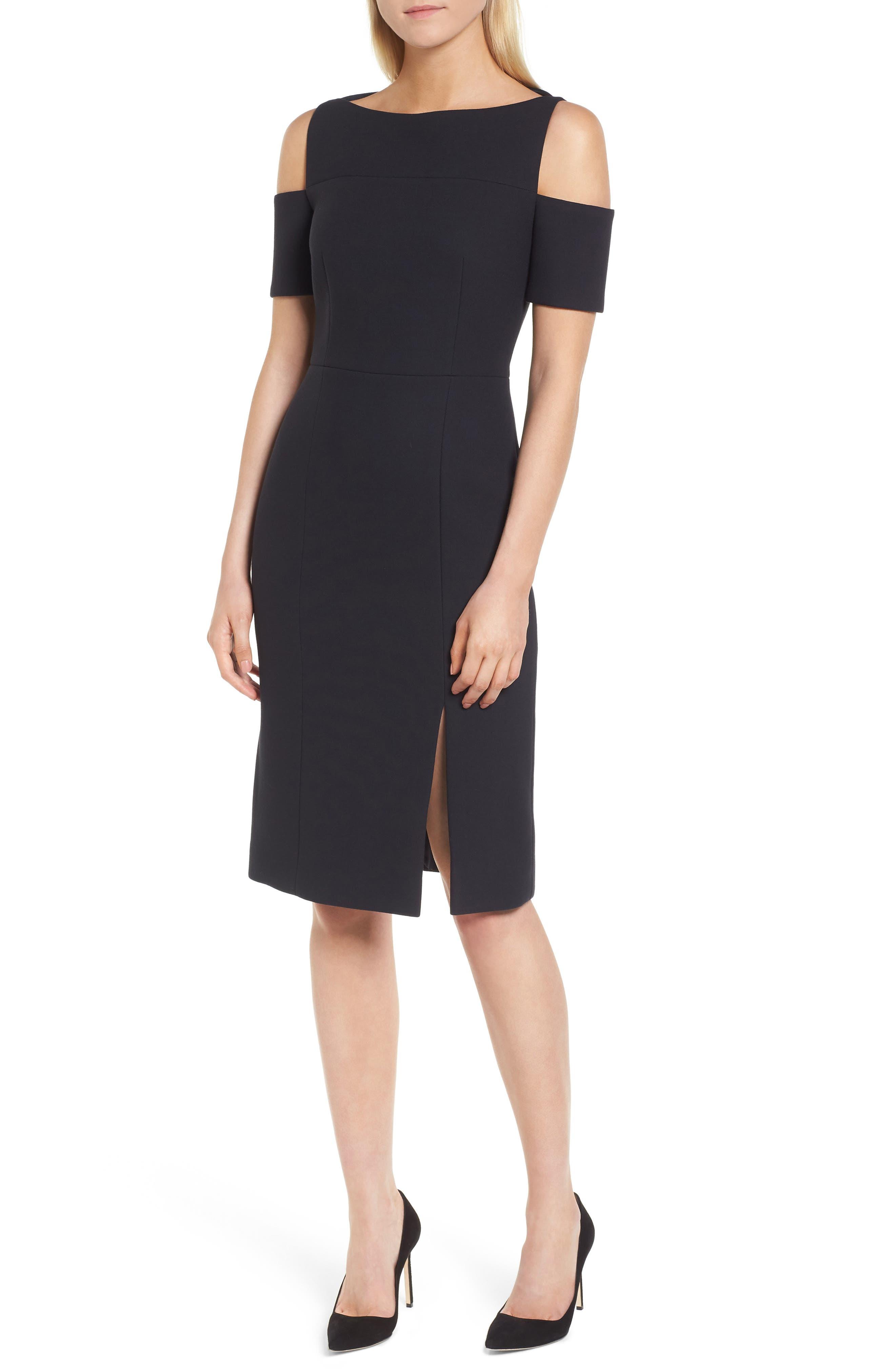 Denaka Sheath Dress,                             Main thumbnail 1, color,