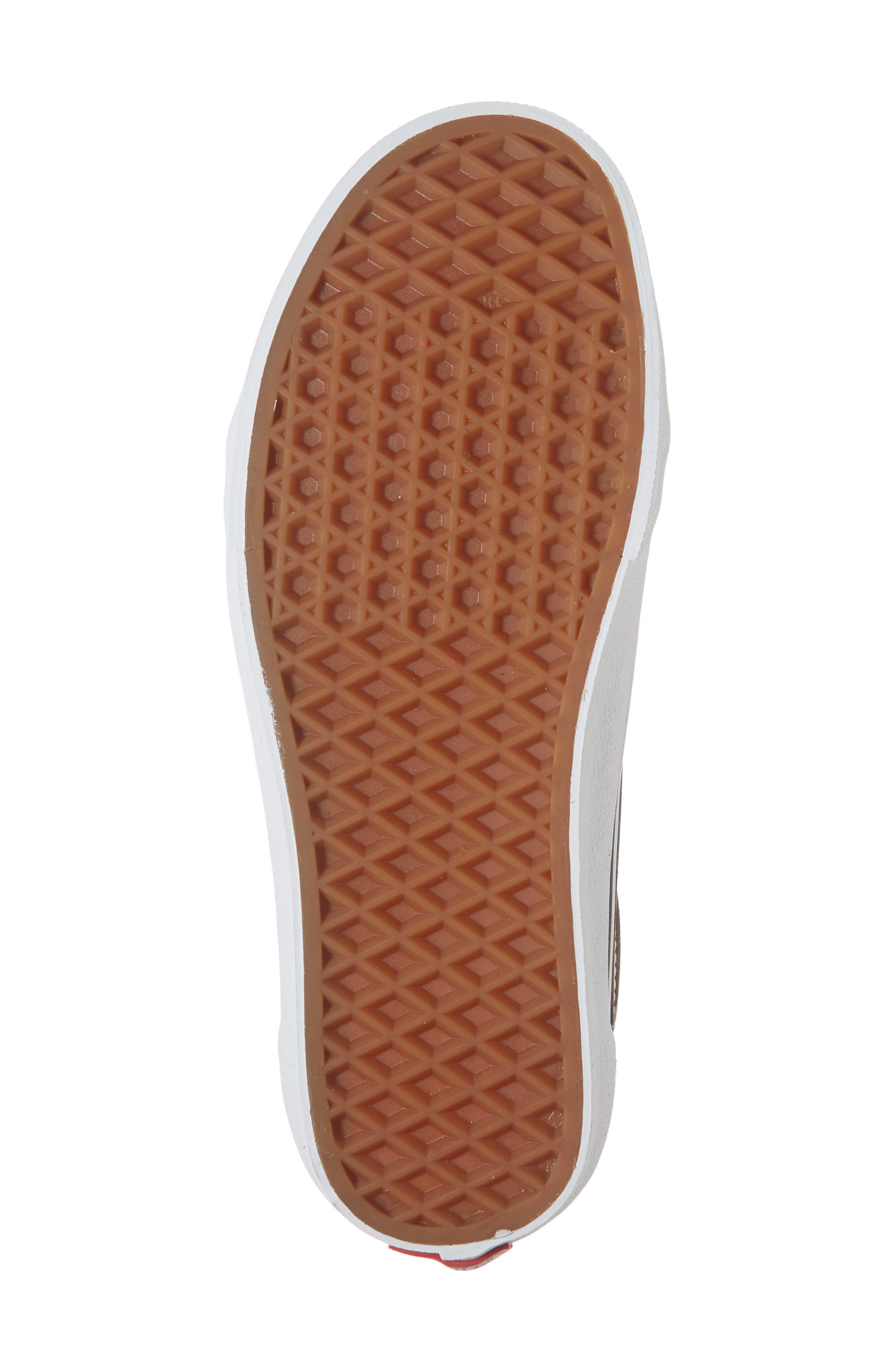Old Skool Sneaker,                             Alternate thumbnail 6, color,                             001