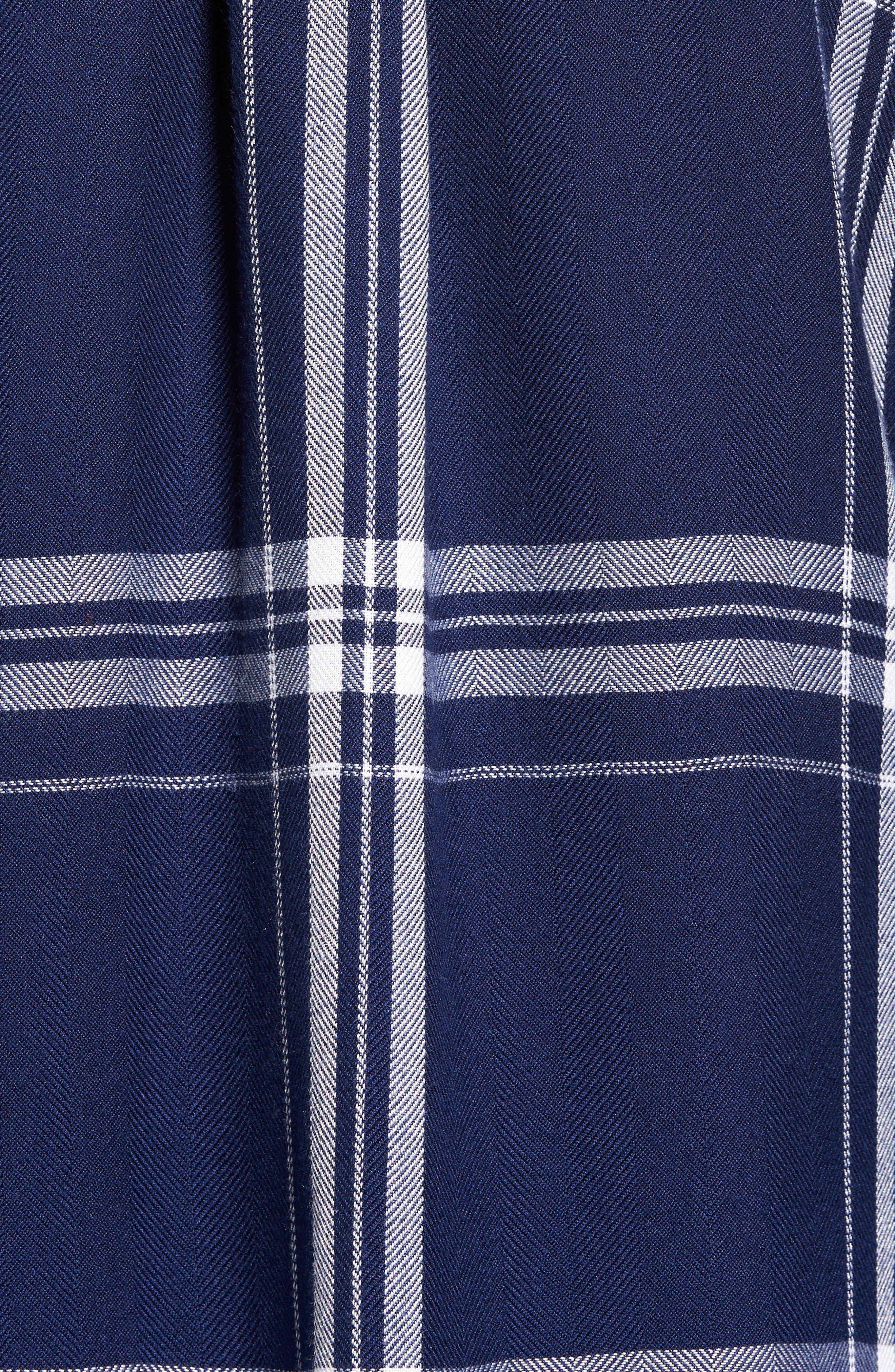 Hunter Plaid Shirt,                             Alternate thumbnail 653, color,