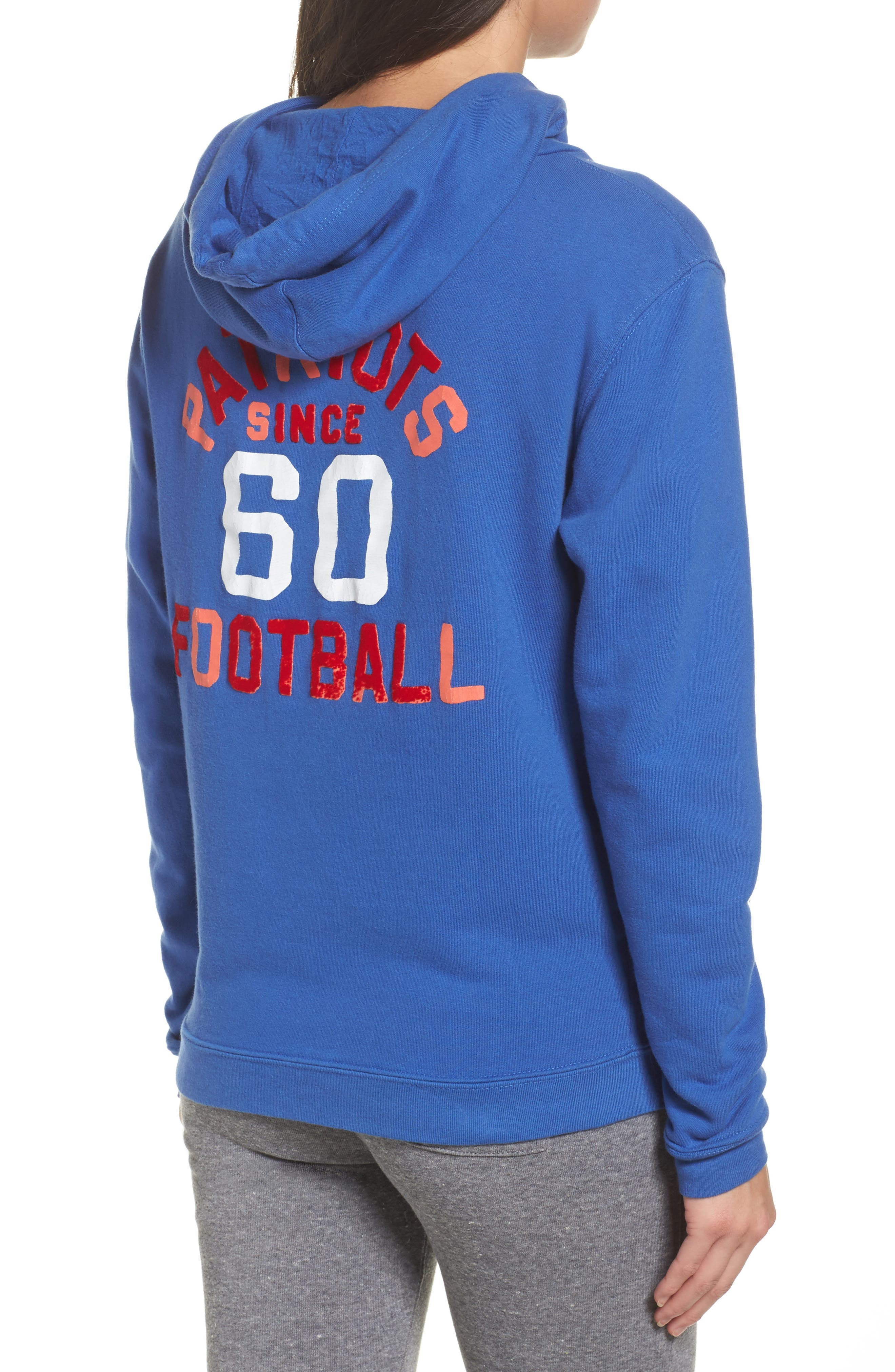NFL New England Patriots Sunday Hoodie,                             Alternate thumbnail 2, color,