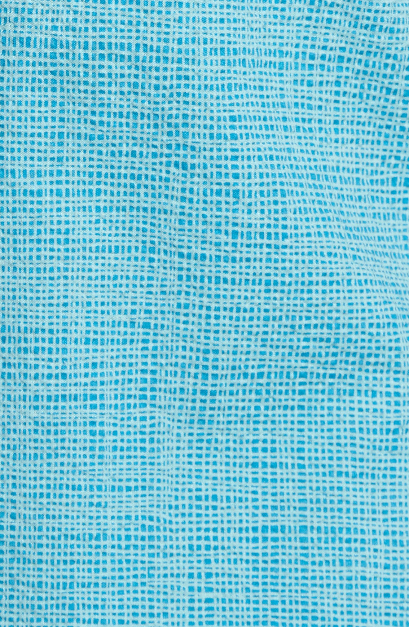 Net Worth Slim Fit Camp Shirt,                             Alternate thumbnail 5, color,                             400