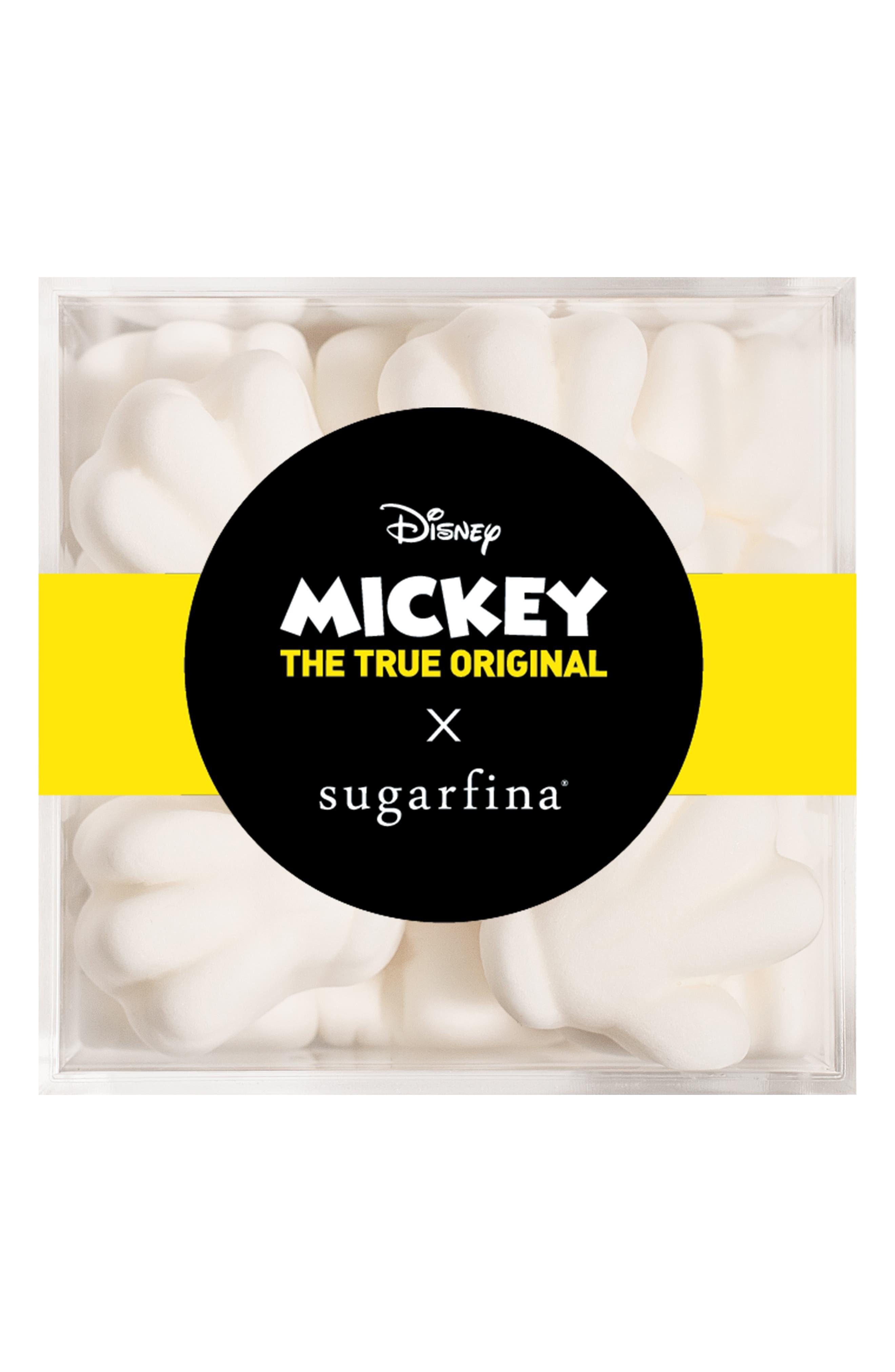 SUGARFINA,                             Mickey through the Decades 3-Piece Candy Bento Box,                             Alternate thumbnail 4, color,                             BLACK