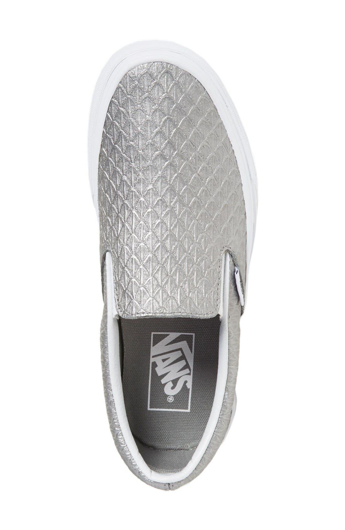 Classic Slip-On Sneaker,                             Alternate thumbnail 398, color,