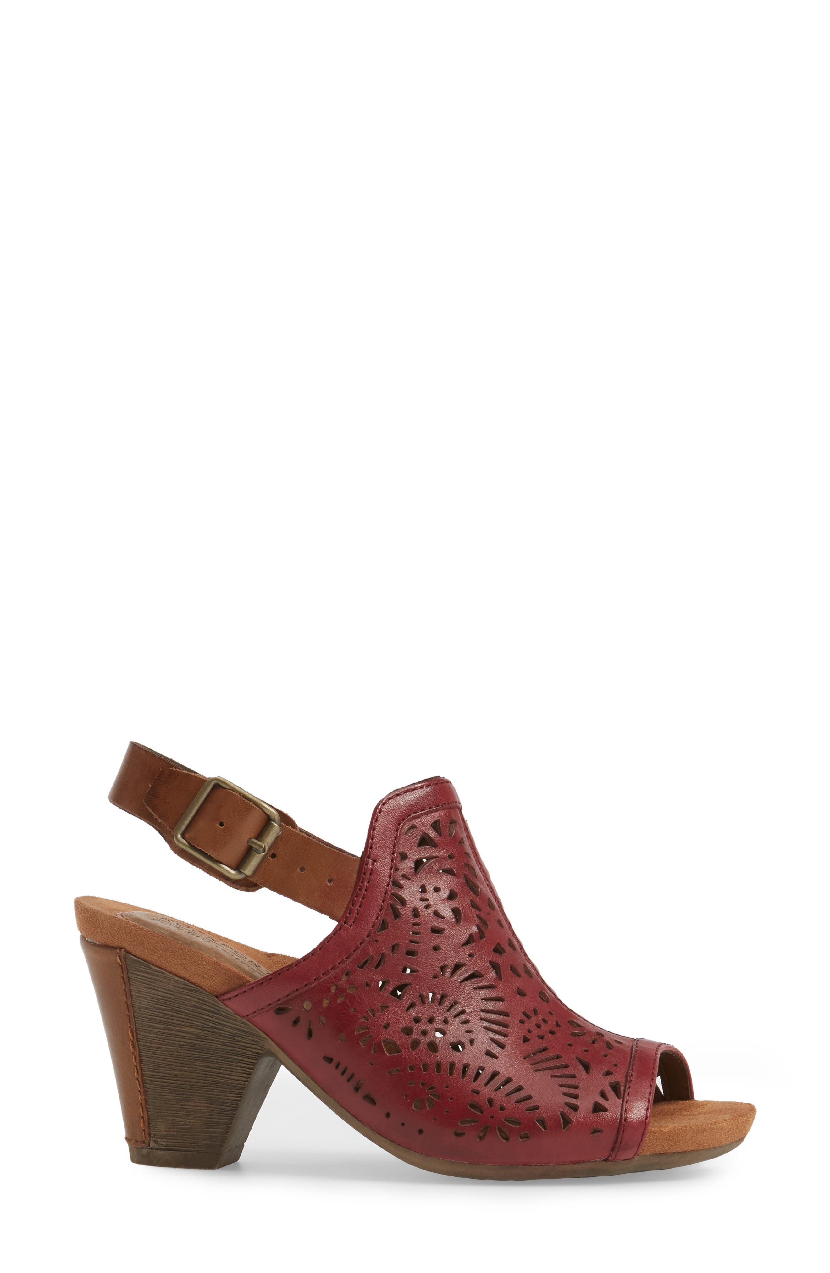 Tropez Block Heel Sandal,                             Alternate thumbnail 12, color,