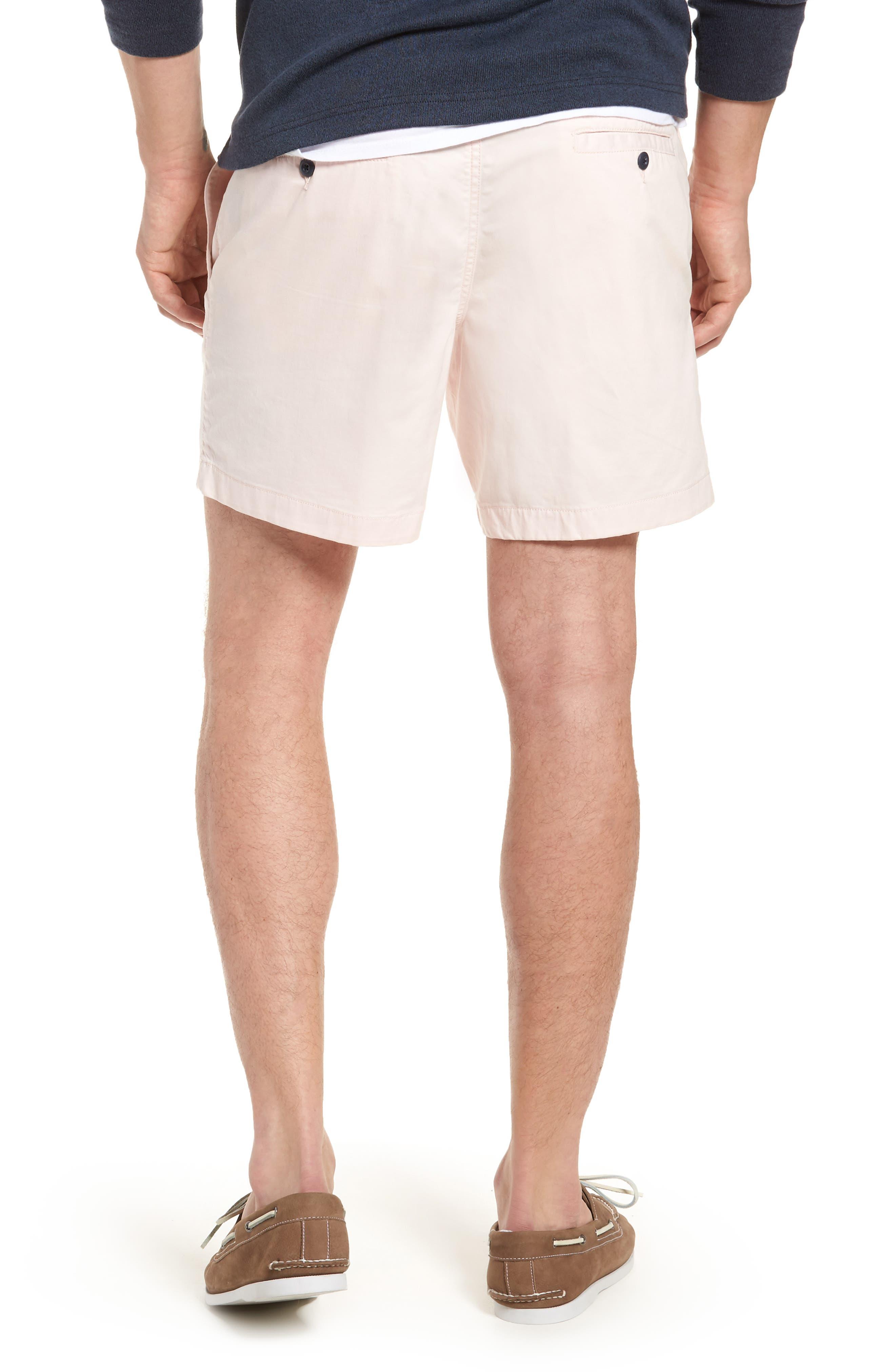 Ballard Slim Fit Stretch Chino 7-Inch Shorts,                             Alternate thumbnail 24, color,