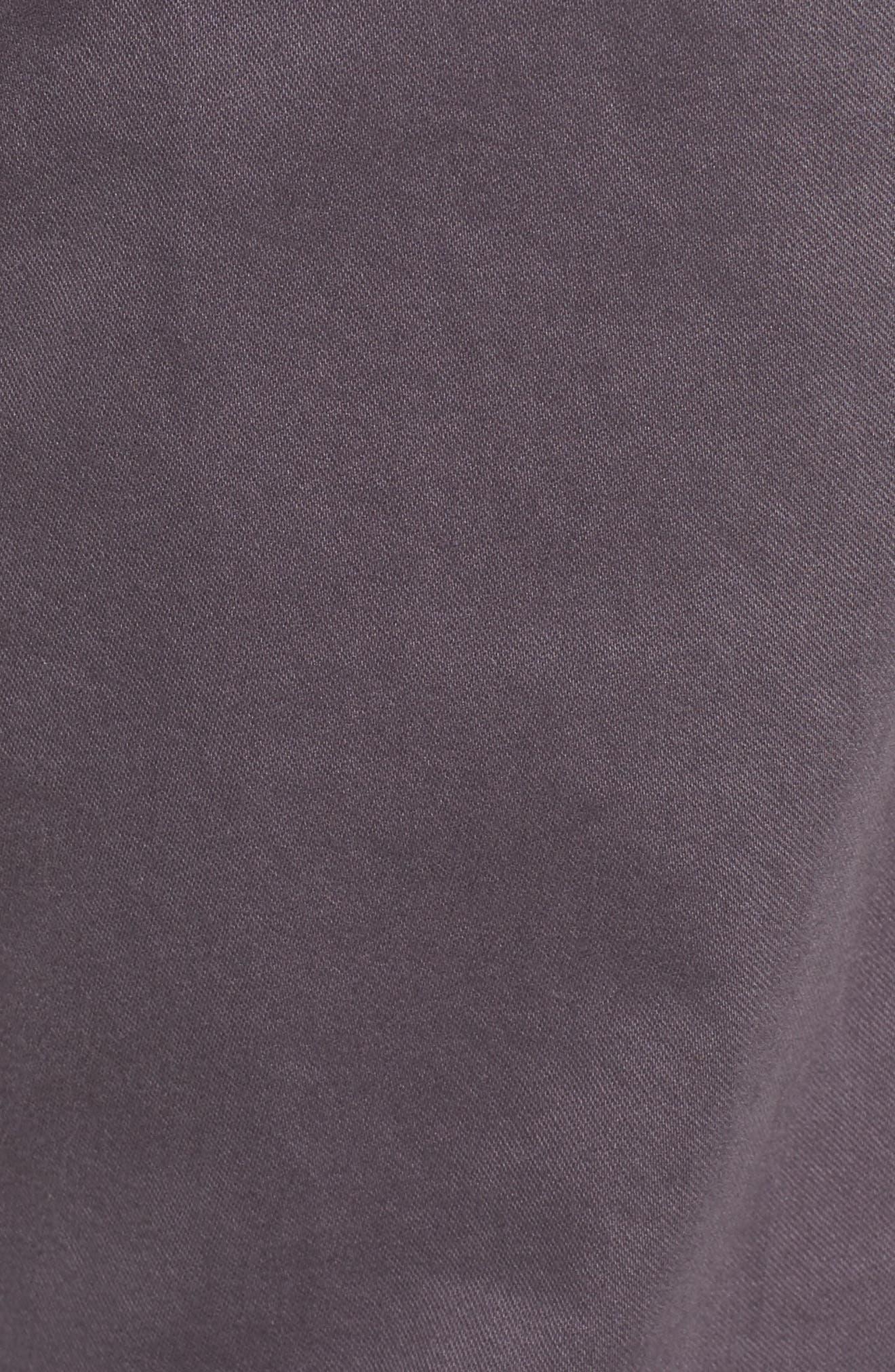 MAVI JEANS,                             Zach Straight Fit Twill Pants,                             Alternate thumbnail 5, color,                             050