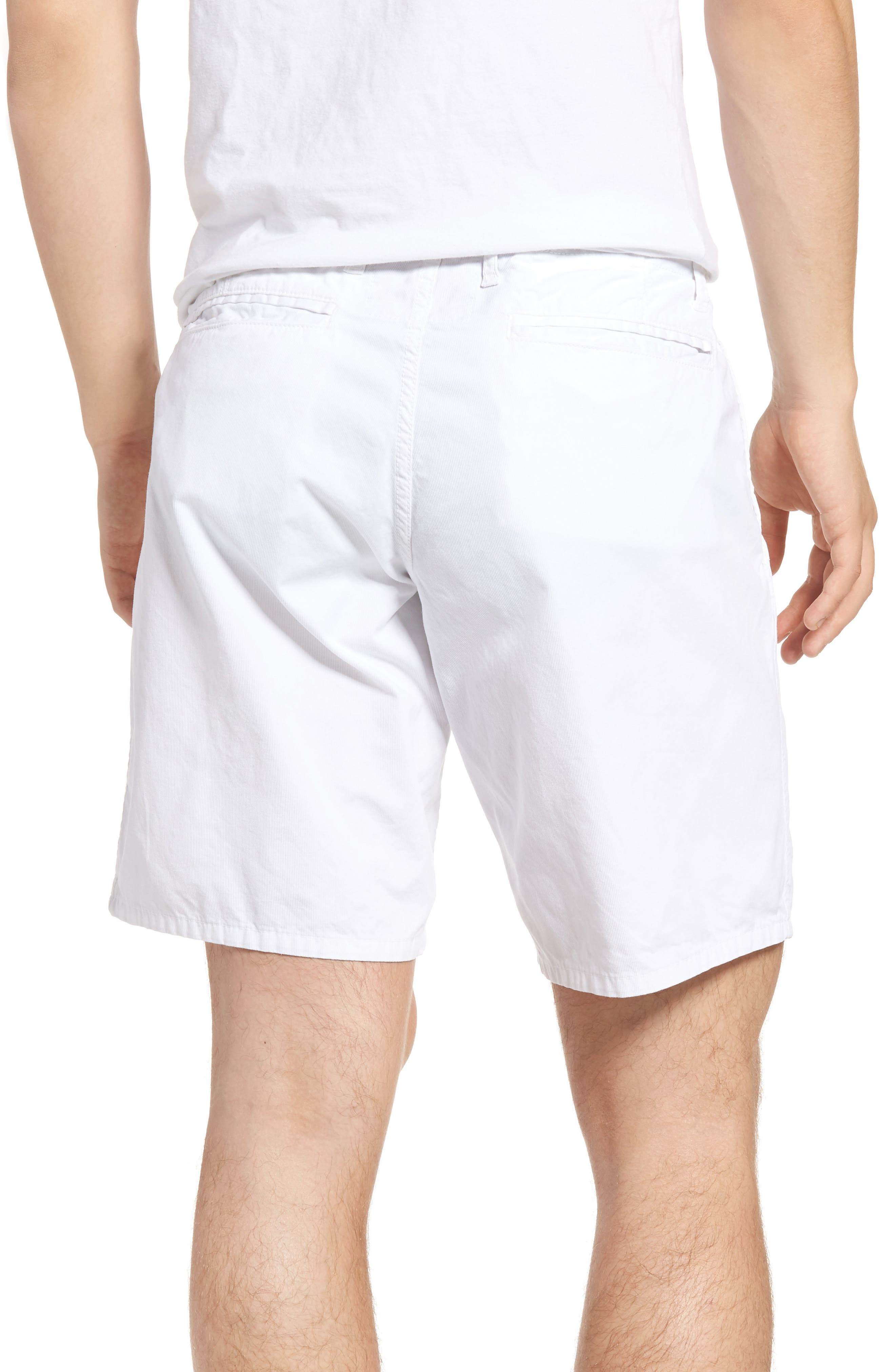 St. Martin Bedford Cord Shorts,                             Alternate thumbnail 5, color,