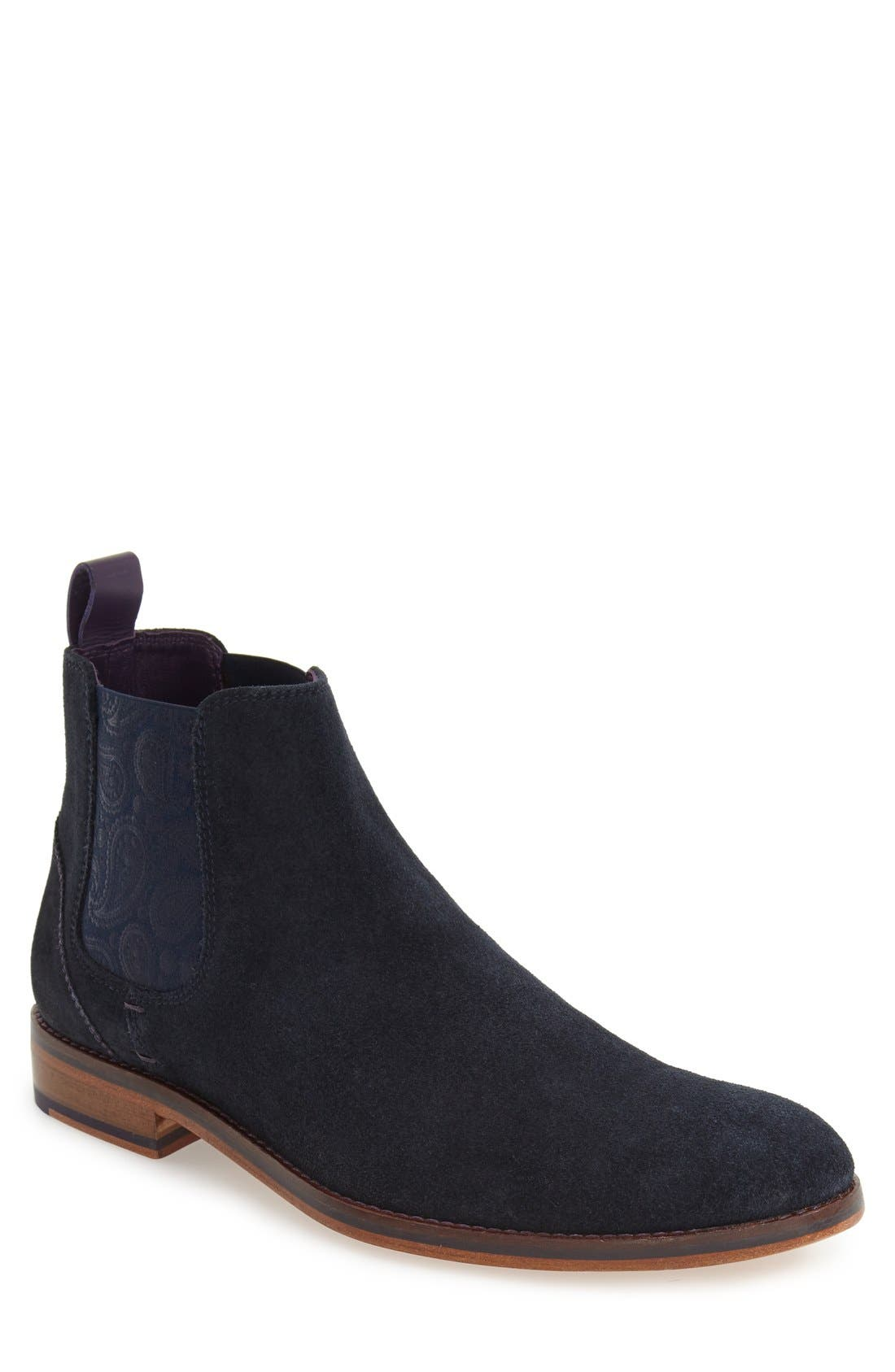 'Camroon 4' Chelsea Boot,                             Main thumbnail 6, color,