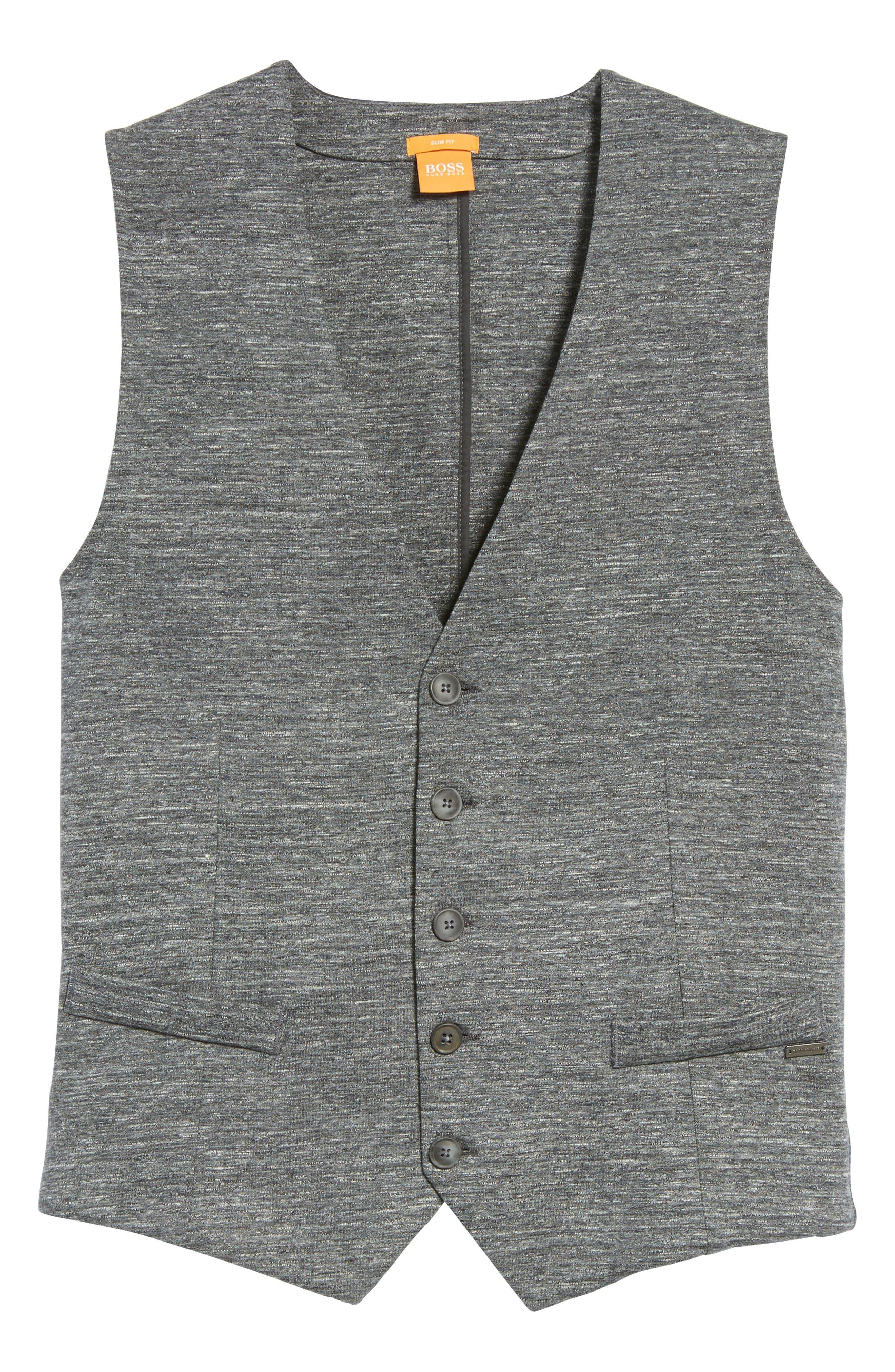 Wutang Jersey Vest,                             Alternate thumbnail 6, color,                             051