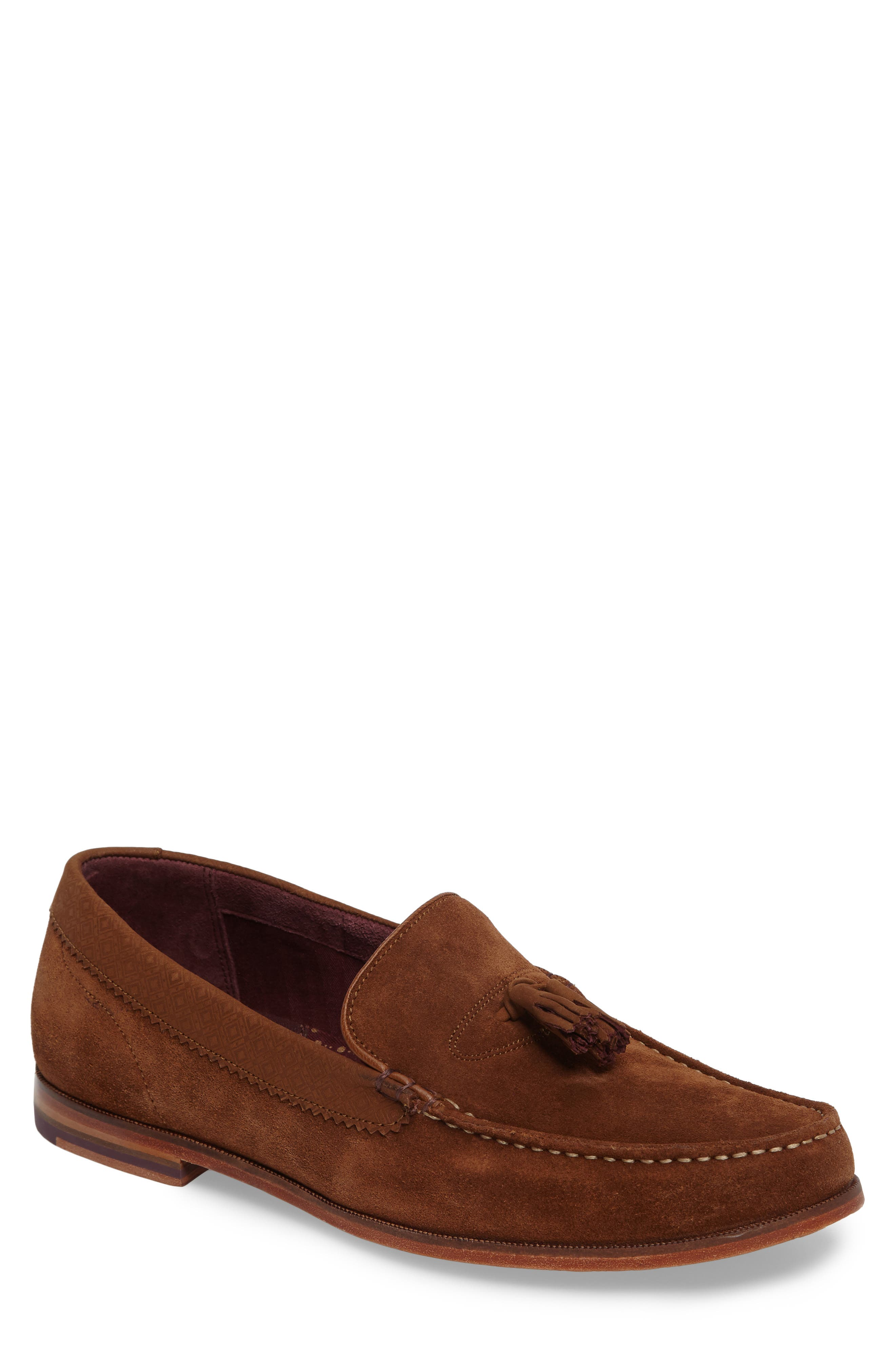 Dougge Tassel Loafer,                             Main thumbnail 2, color,