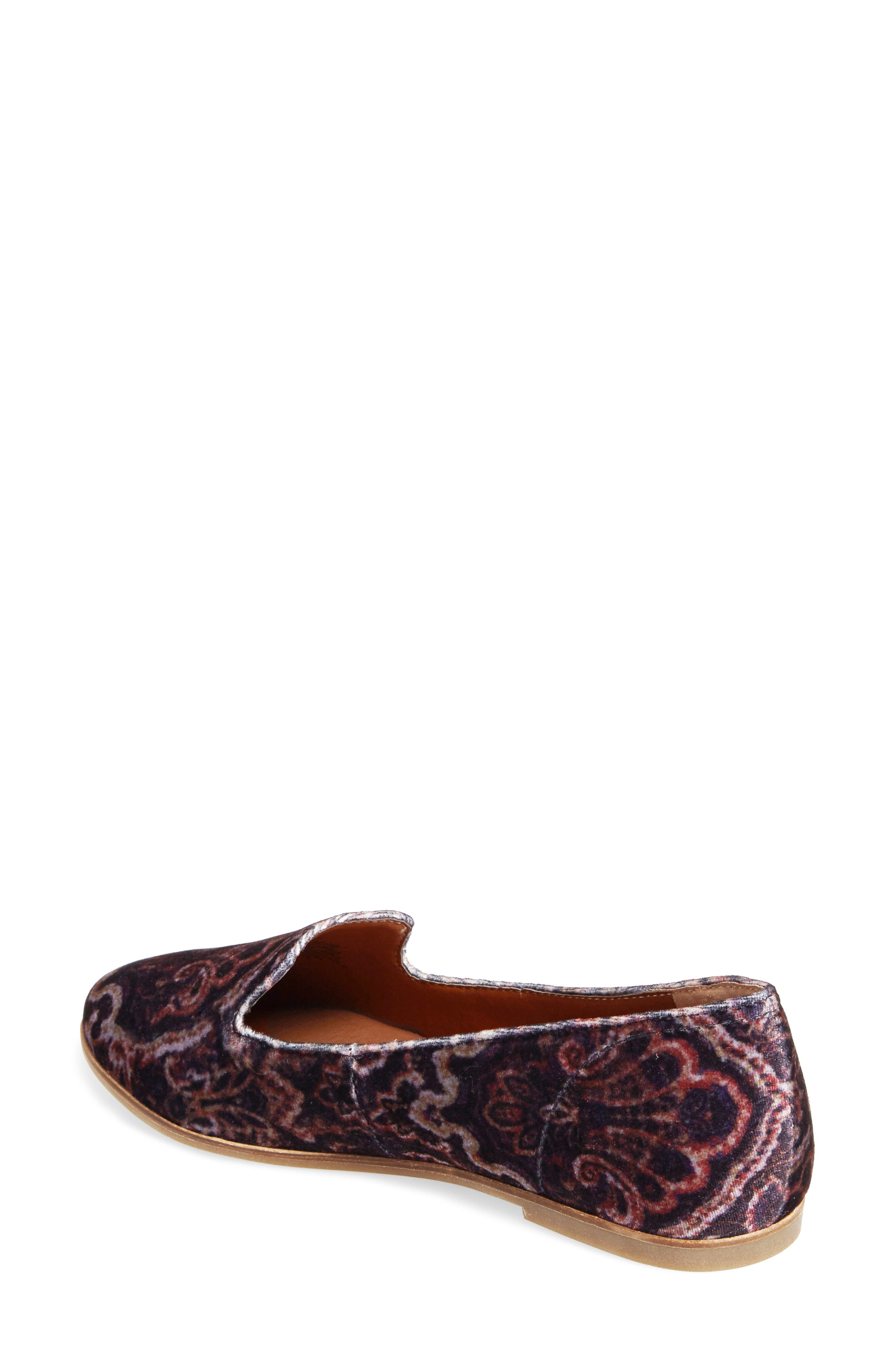 Carlyn Loafer Flat,                             Alternate thumbnail 6, color,