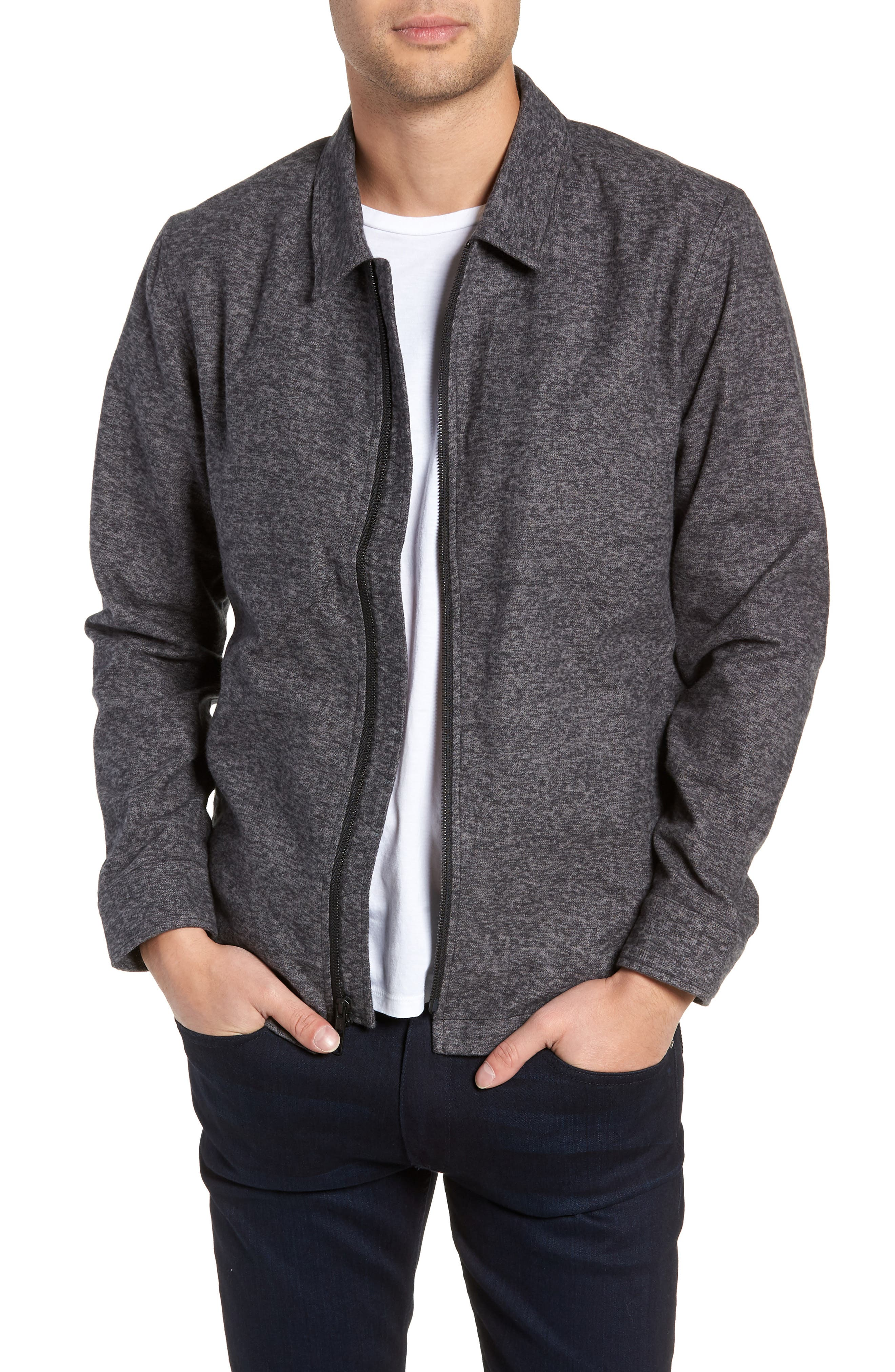 Trim Shirt Jacket,                         Main,                         color, 020