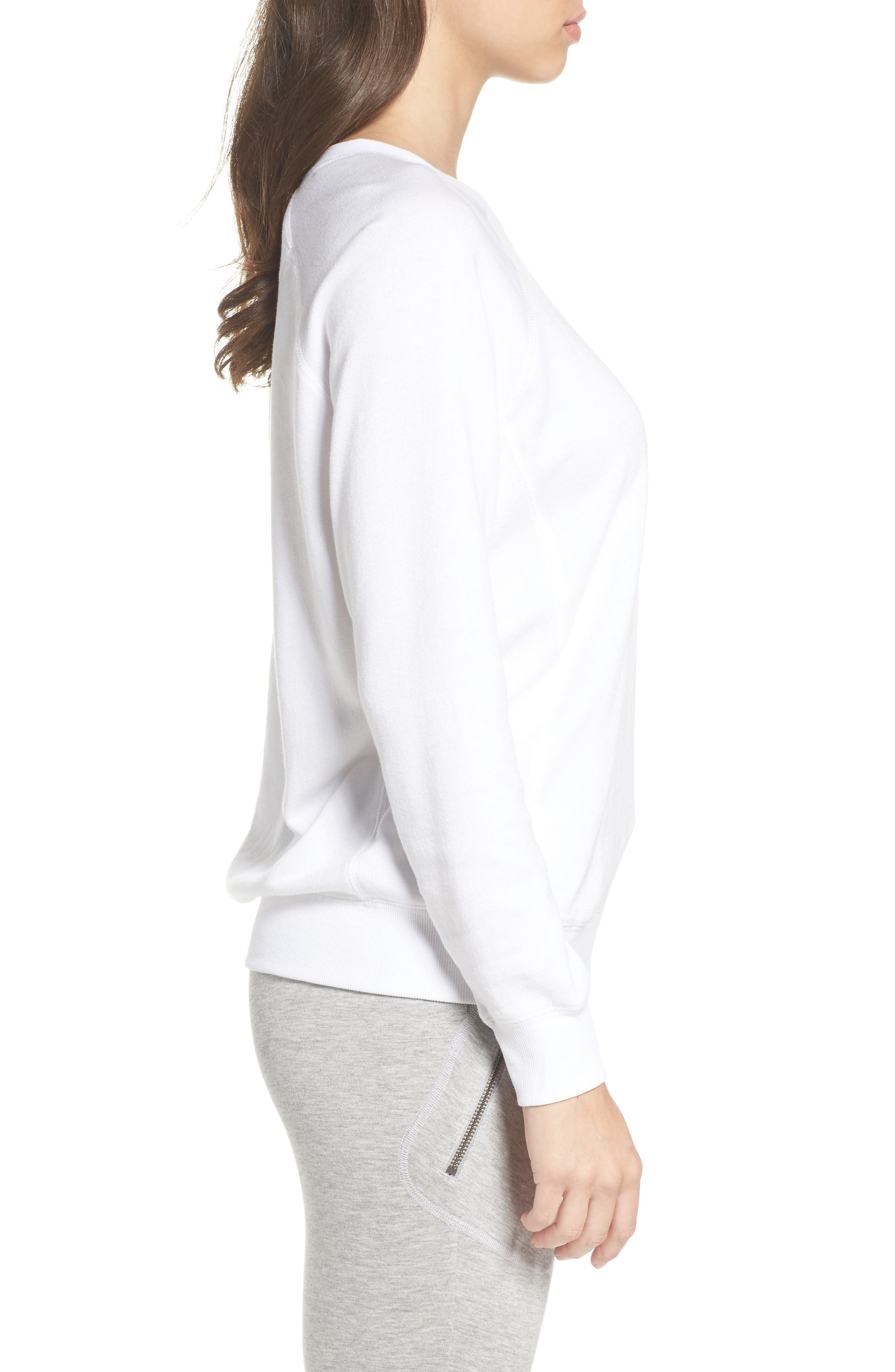 Whistle Raglan Pullover,                             Alternate thumbnail 3, color,                             900