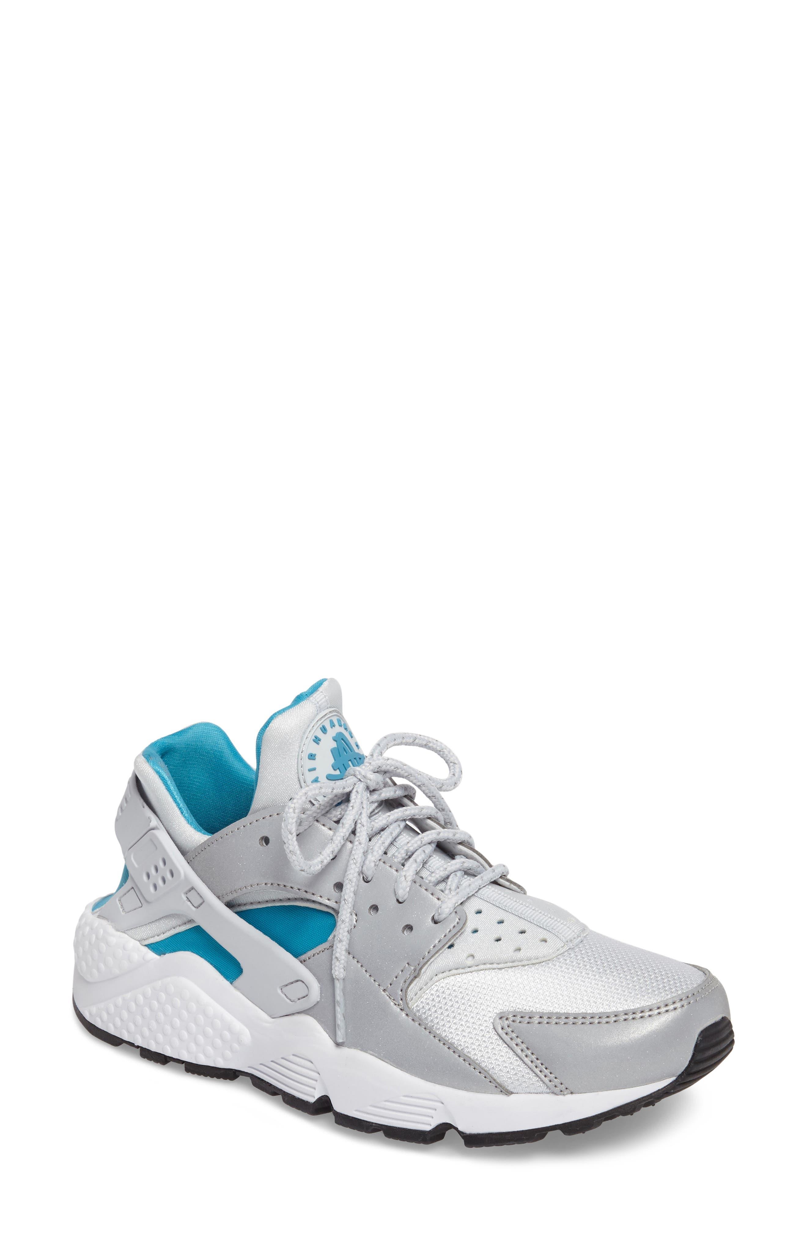 Air Huarache Run QS Sneaker,                             Main thumbnail 1, color,