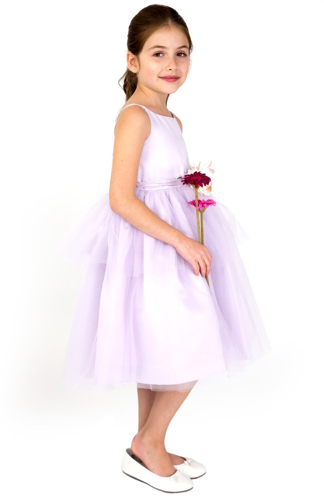 Tulle Ballerina Dress,                             Alternate thumbnail 13, color,