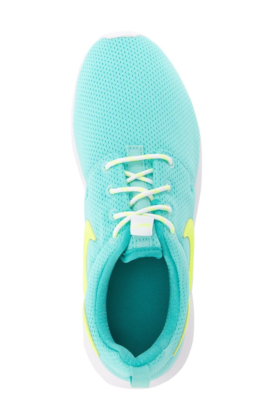 'Roshe Run' Athletic Shoe,                             Alternate thumbnail 172, color,