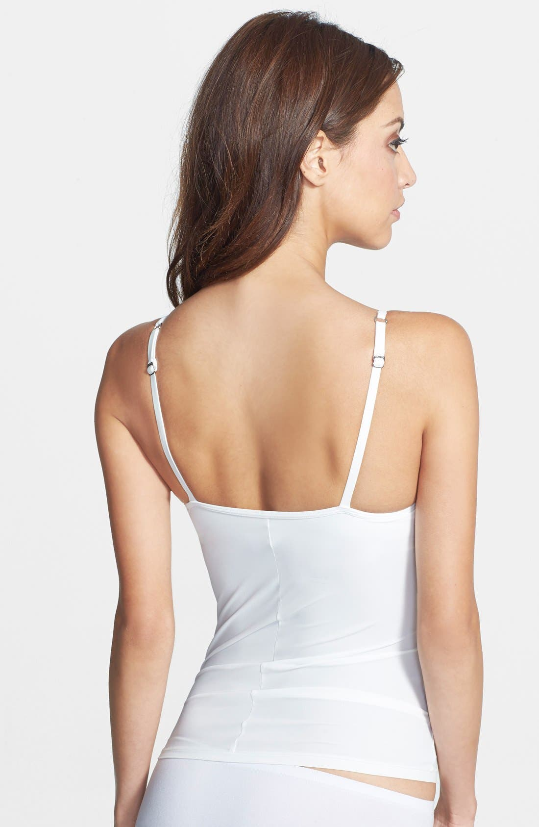 'Allure' Built-In Bra Camisole,                             Alternate thumbnail 48, color,