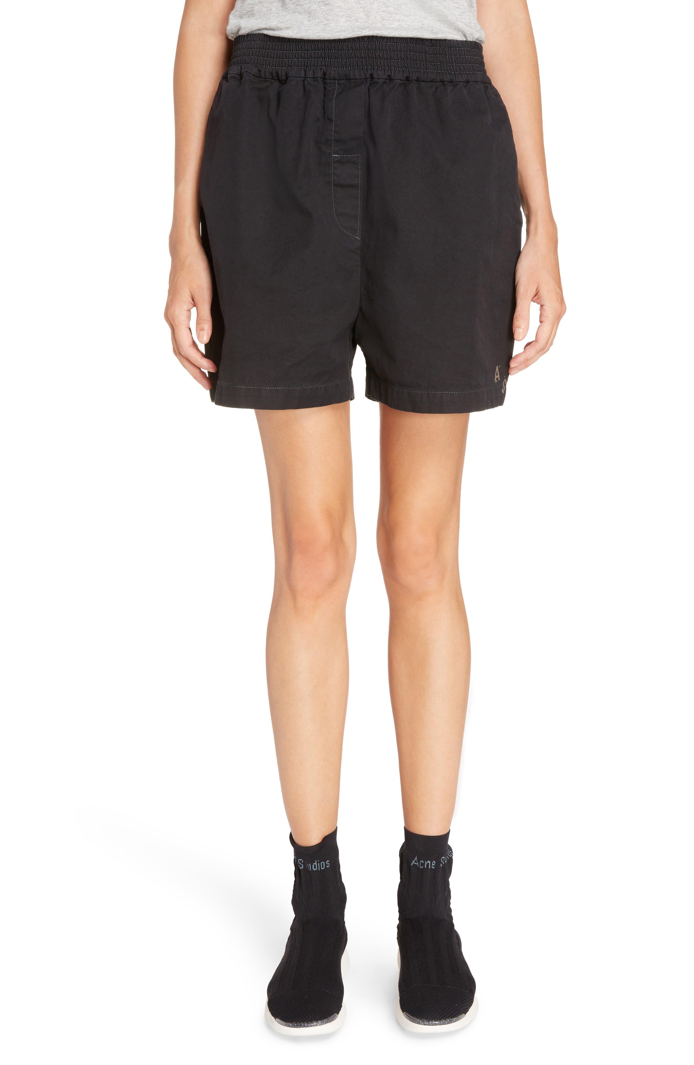 Marit Chino Shorts,                         Main,                         color, 001