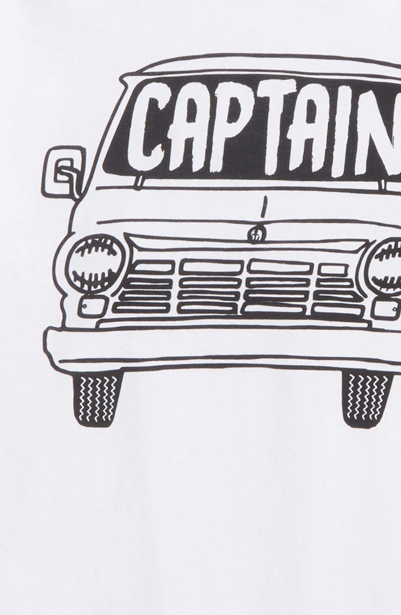 Van Graphic T-Shirt,                             Alternate thumbnail 2, color,                             100