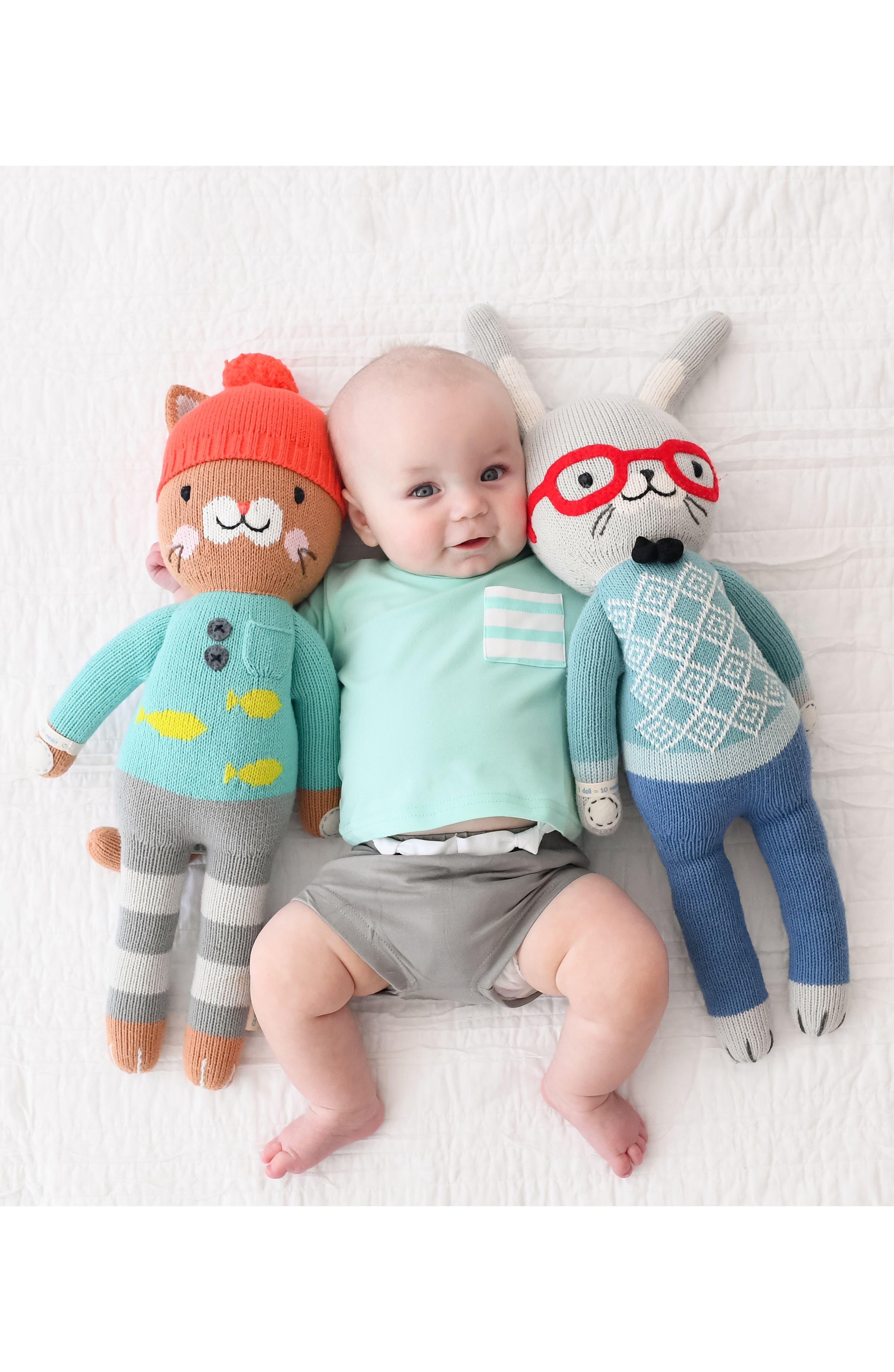 CUDDLE+KIND,                             cuddle + kind Sadie the Fox Stuffed Animal,                             Alternate thumbnail 4, color,                             400