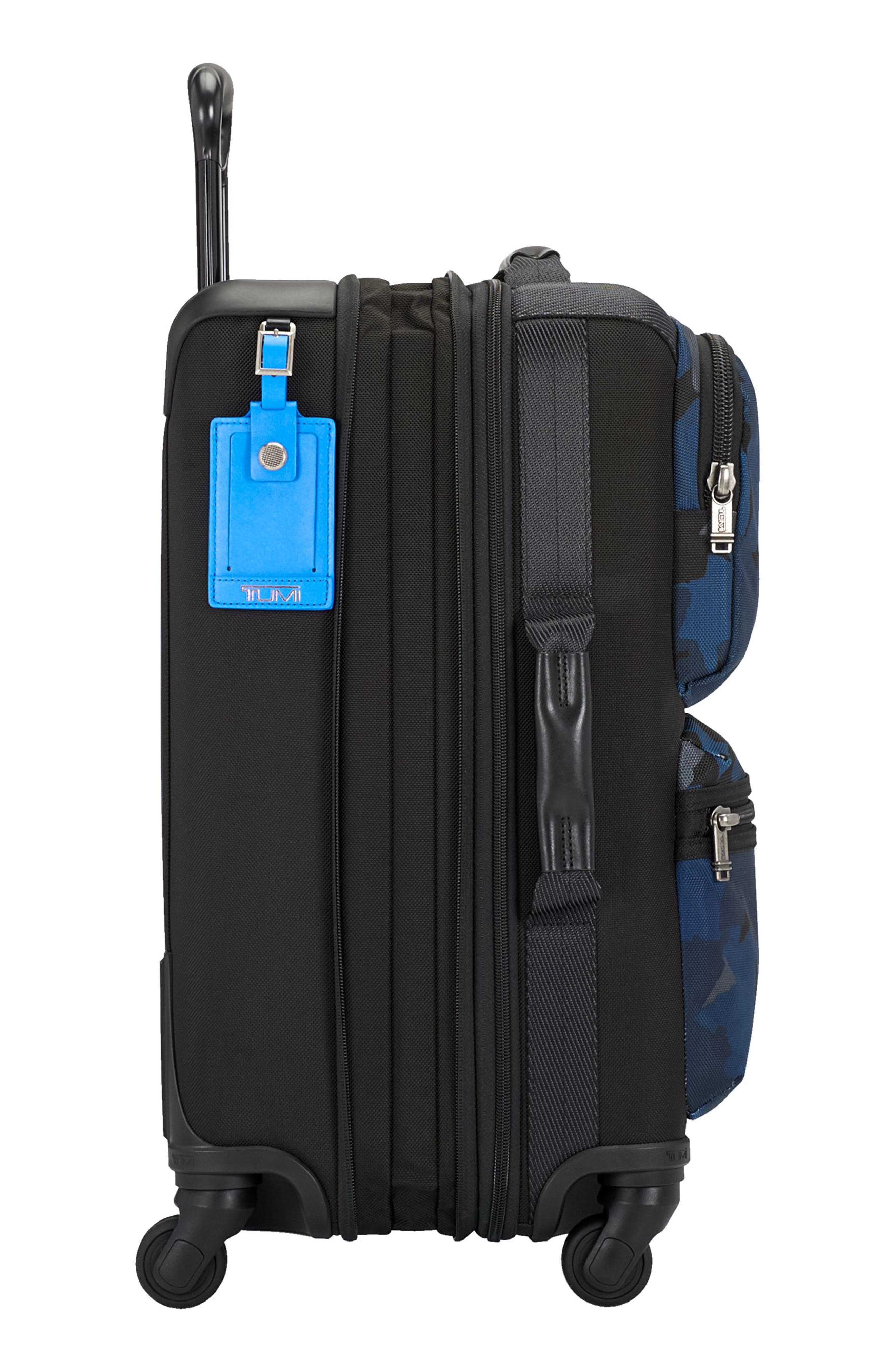 Alpha Bravo Kirtland 22 Inch Continental Wheeled Carry-On,                             Alternate thumbnail 3, color,                             429