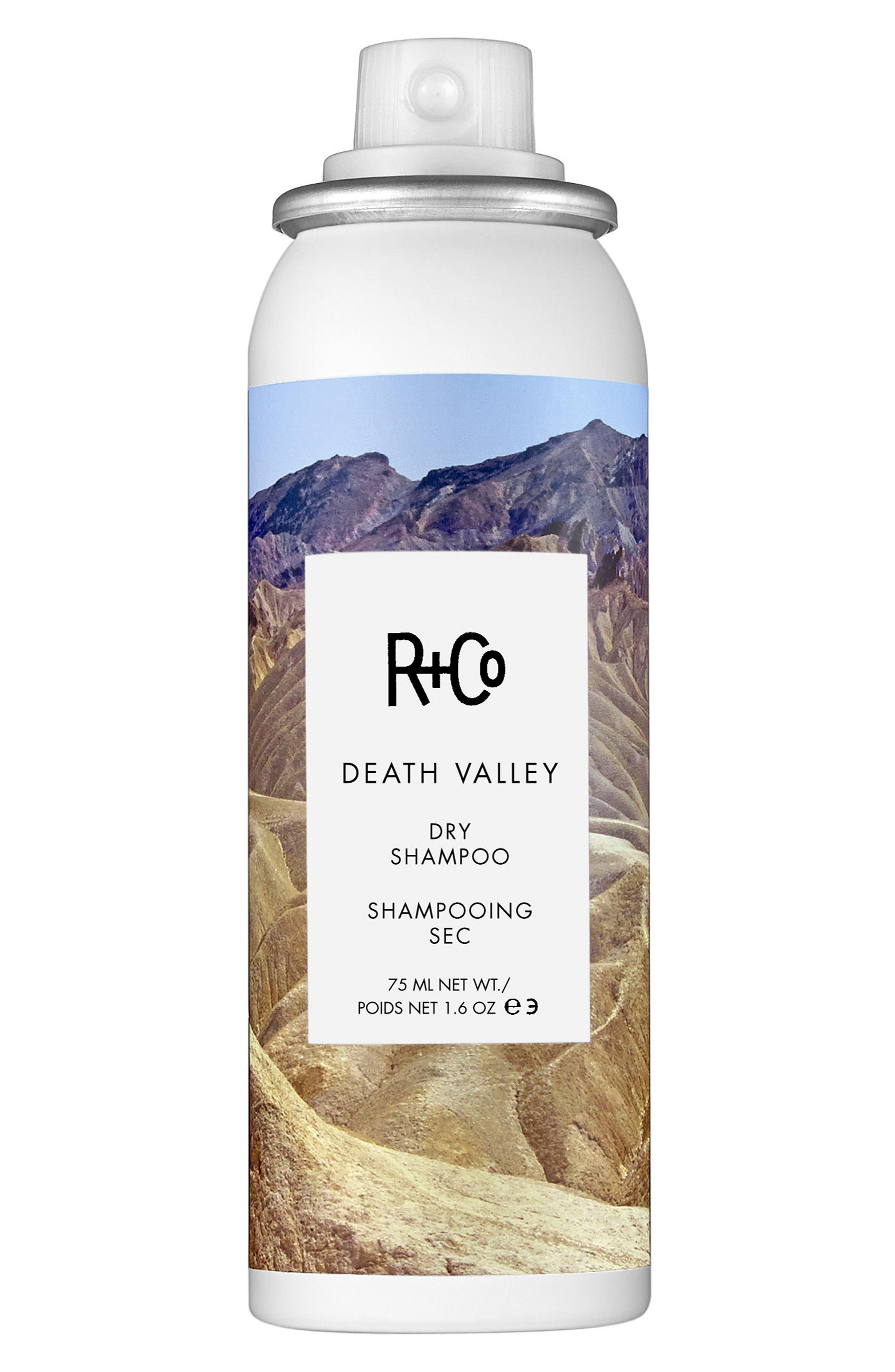 R+CO,                             SPACE.NK.apothecary R+Co Death Valley Dry Shampoo,                             Main thumbnail 1, color,                             NO COLOR
