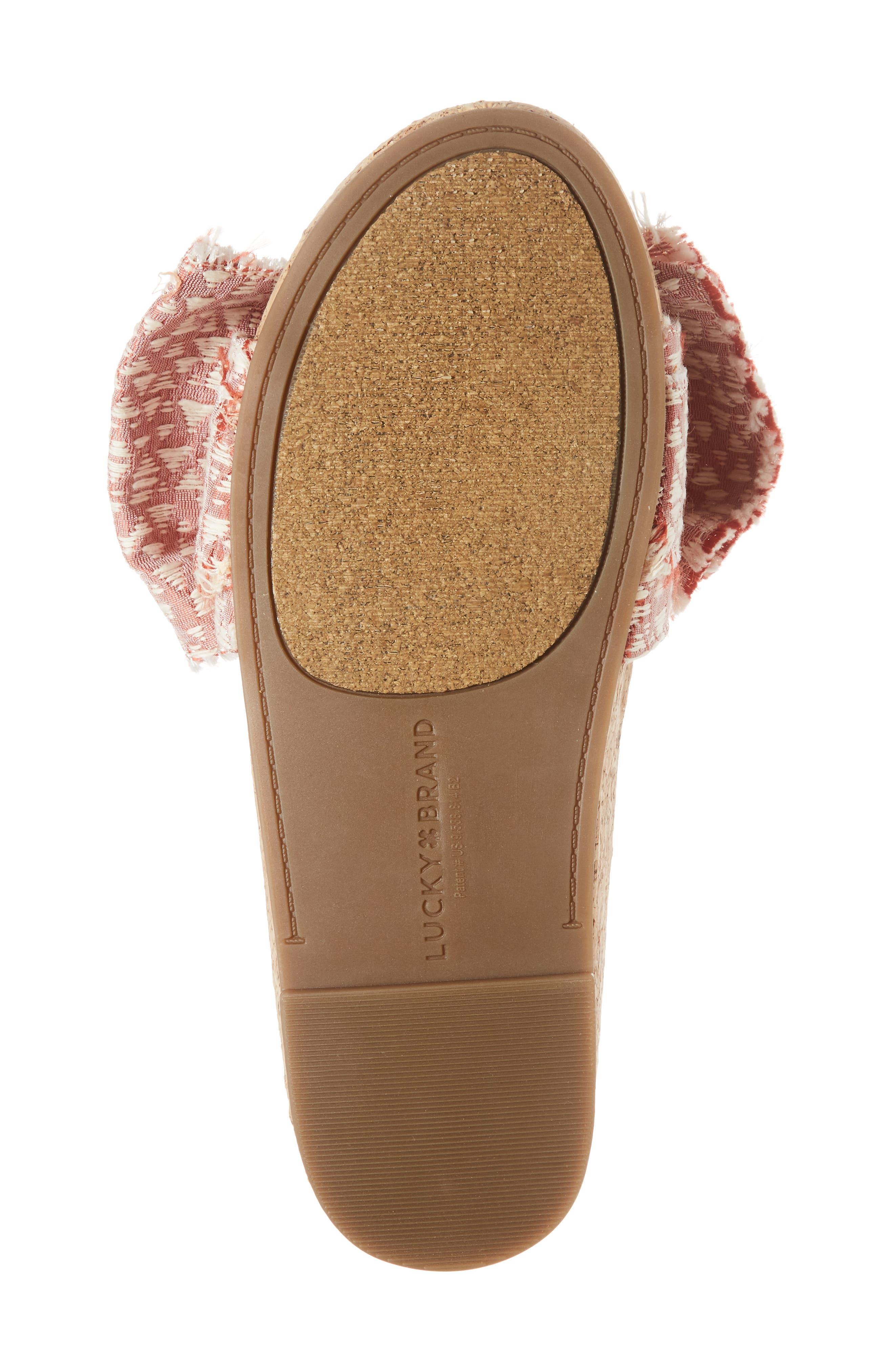 Floella Bow Slide Sandal,                             Alternate thumbnail 18, color,