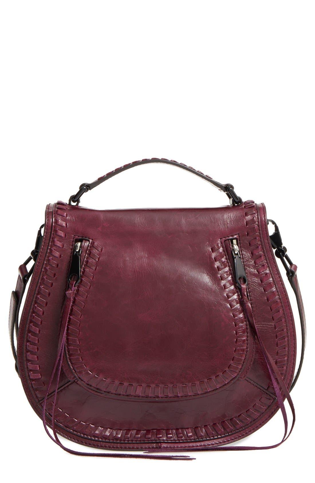 Vanity Saddle Bag,                             Main thumbnail 12, color,