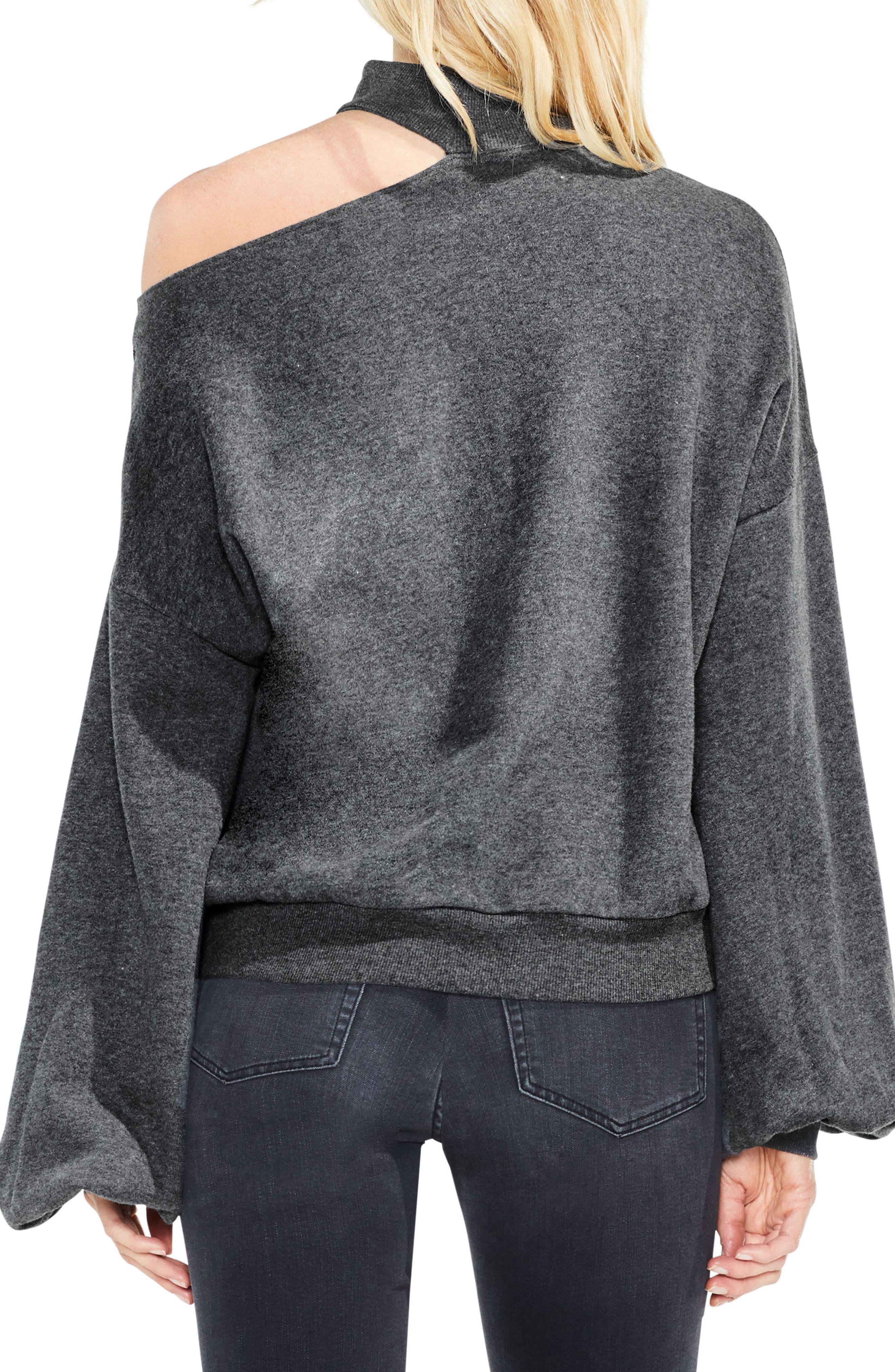 One-Shoulder Pullover,                             Alternate thumbnail 2, color,                             023