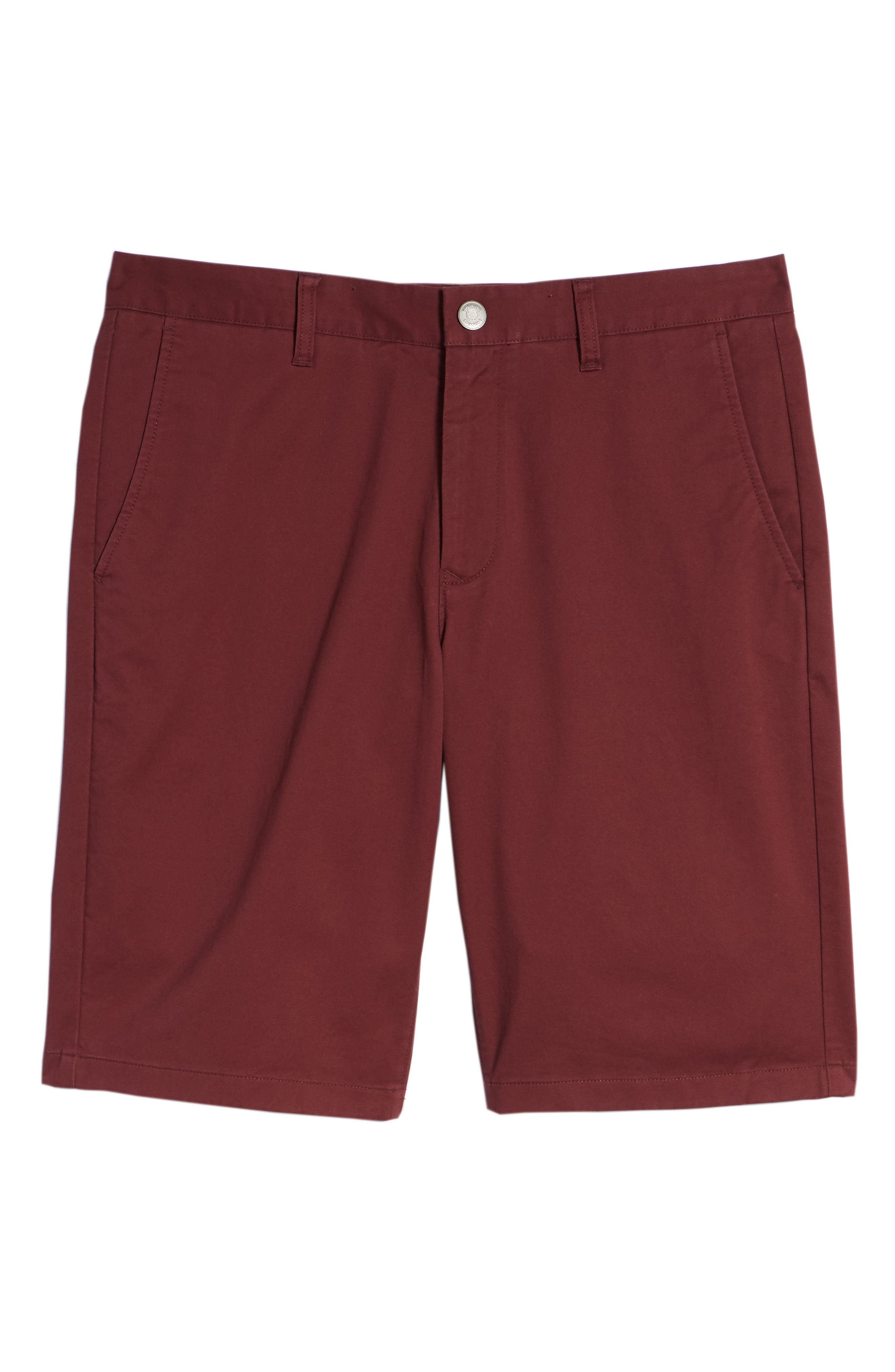 Stretch Washed Chino 11-Inch Shorts,                             Alternate thumbnail 116, color,